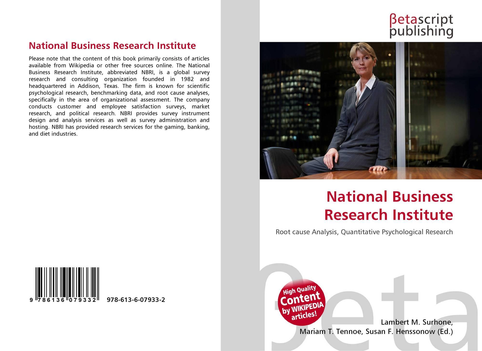 quantitative business research