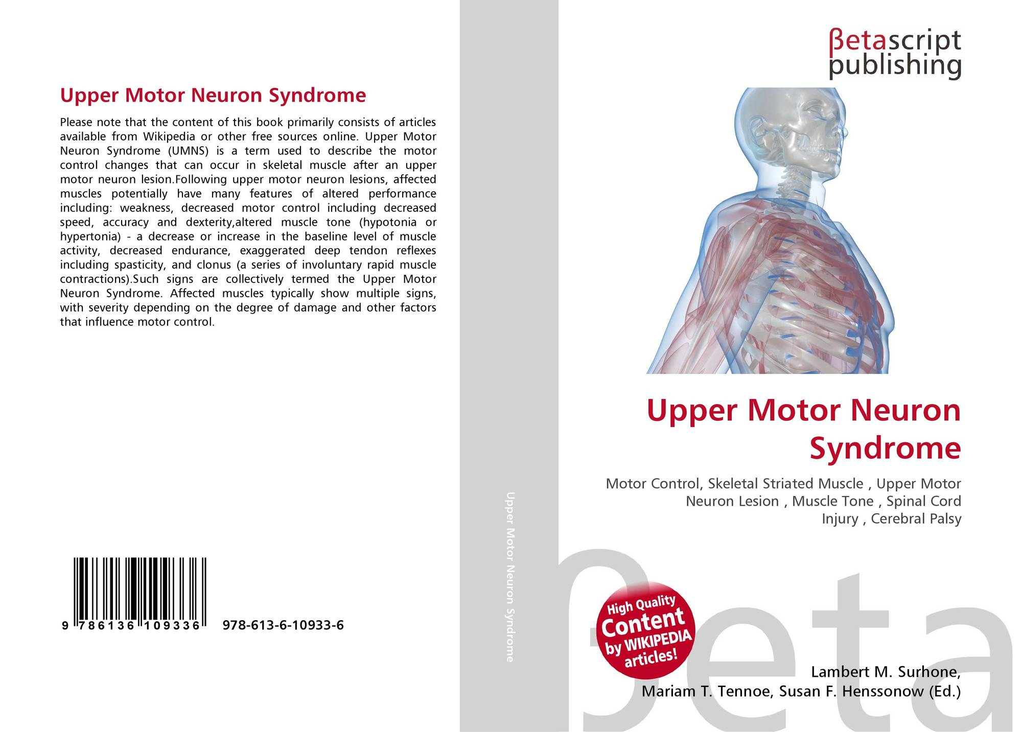 Search results for motor neuron for Upper motor neuron syndrome symptoms