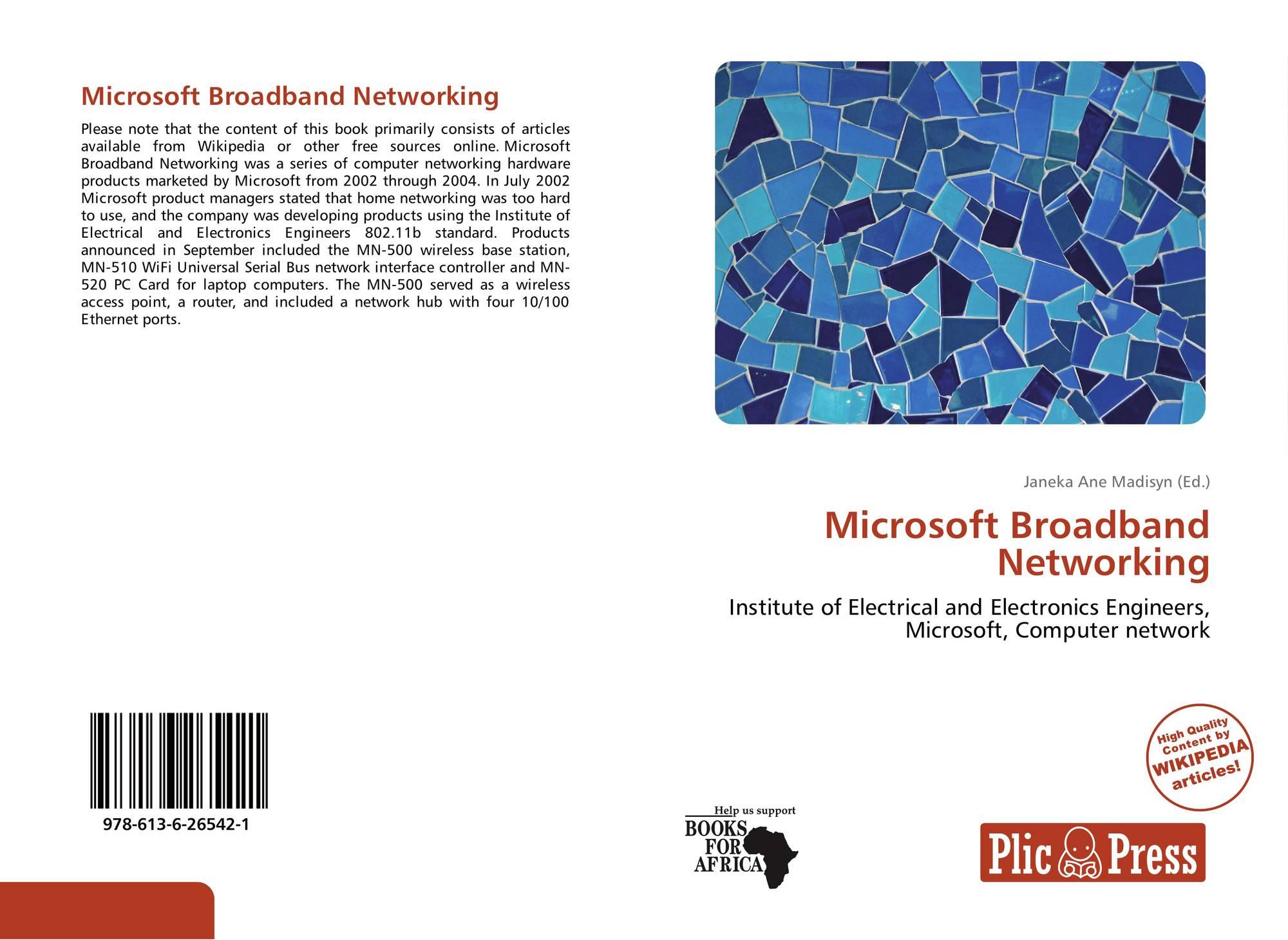 DRIVER UPDATE: MICROSOFT BROADBAND NETWORKING MN-510
