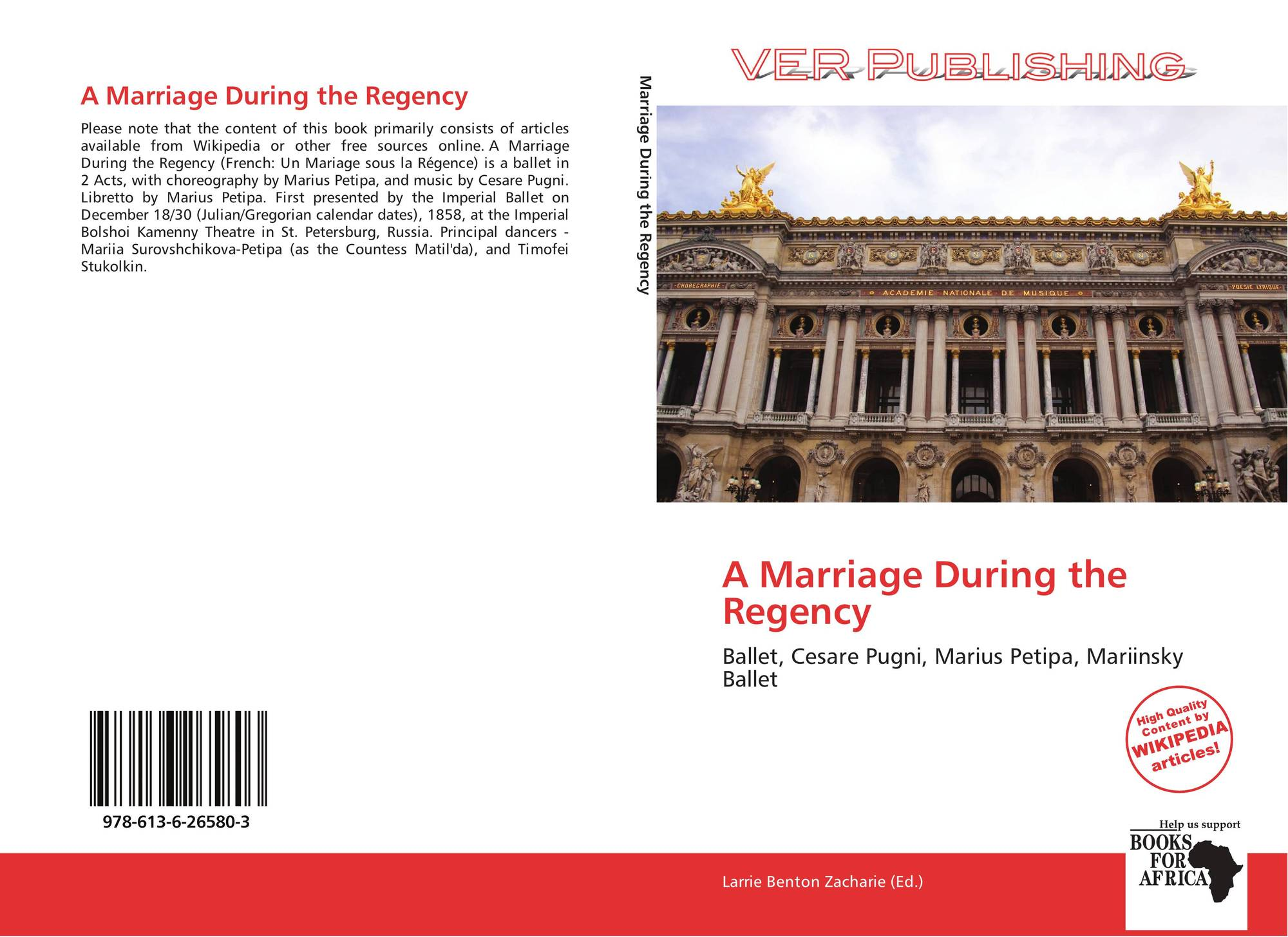 a marriage during the regency 978 613 6 26580 3 613626580x