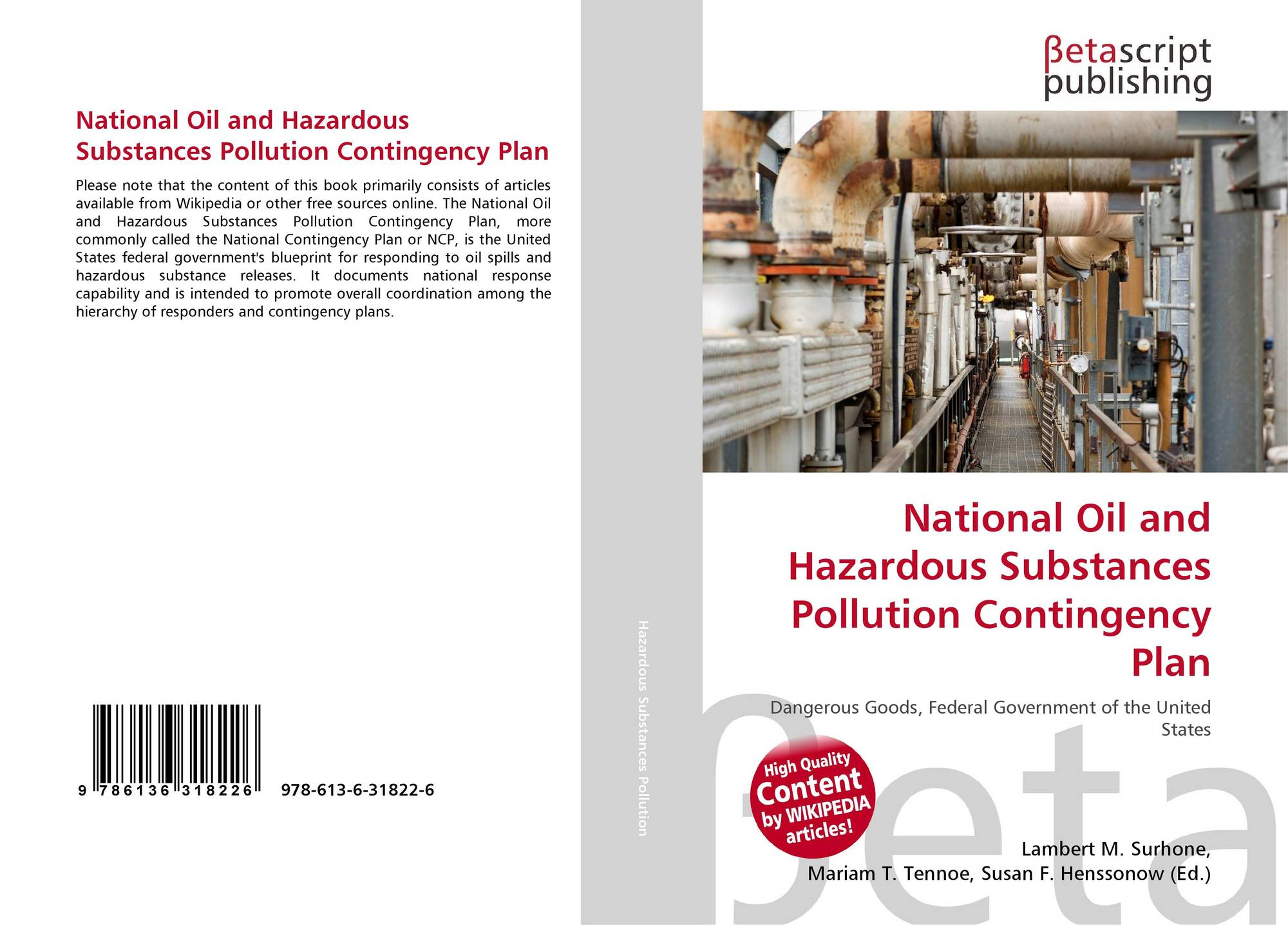 Search results for substances psycho actives bookcover of national oil and hazardous substances pollution contingency plan malvernweather Images