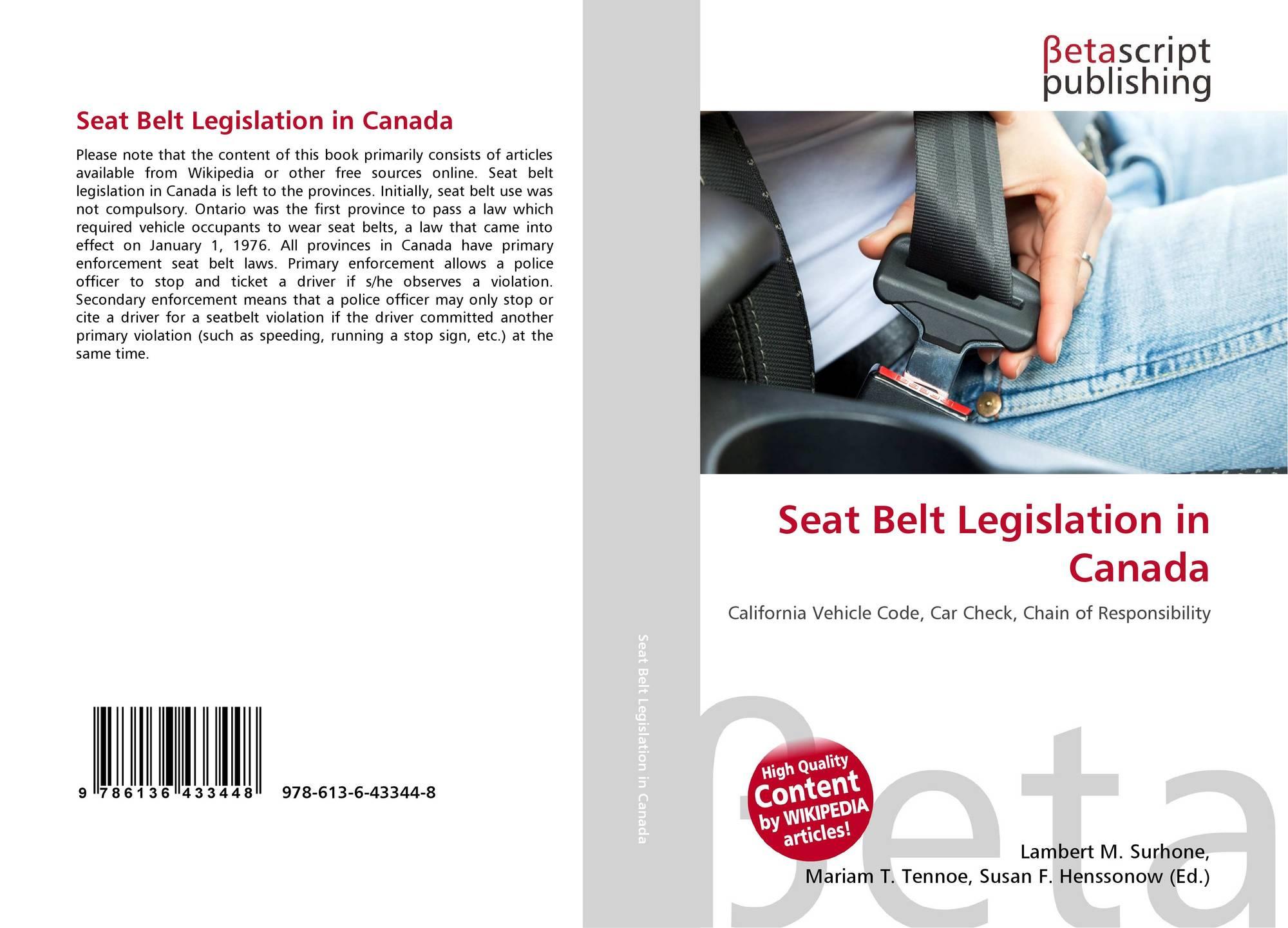 seat belt enforcement laws are beneficial essay