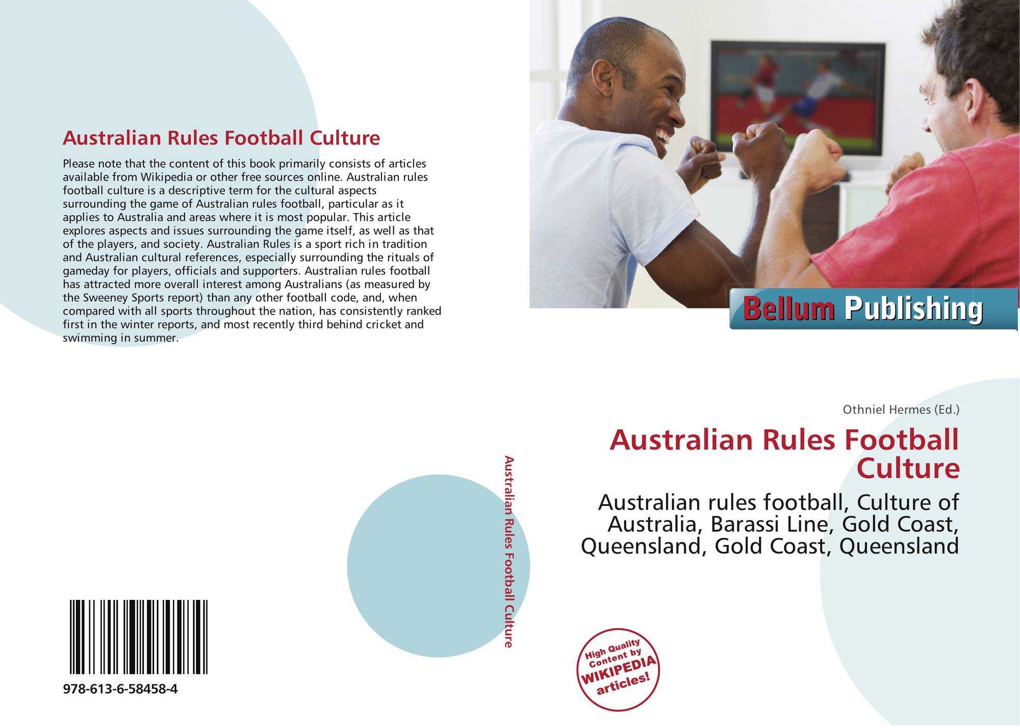 an analysis of the australian rules of football club L 23 australian rules football: australian football league 'football brings together people from all cultural backgrounds and all walks of life.