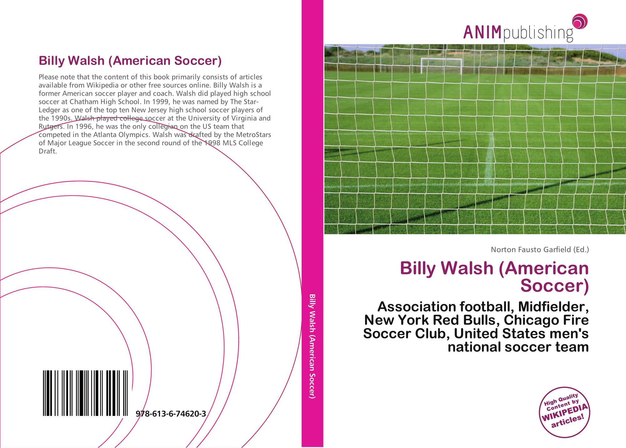 a25c5227c1e Billy Walsh (American Soccer)
