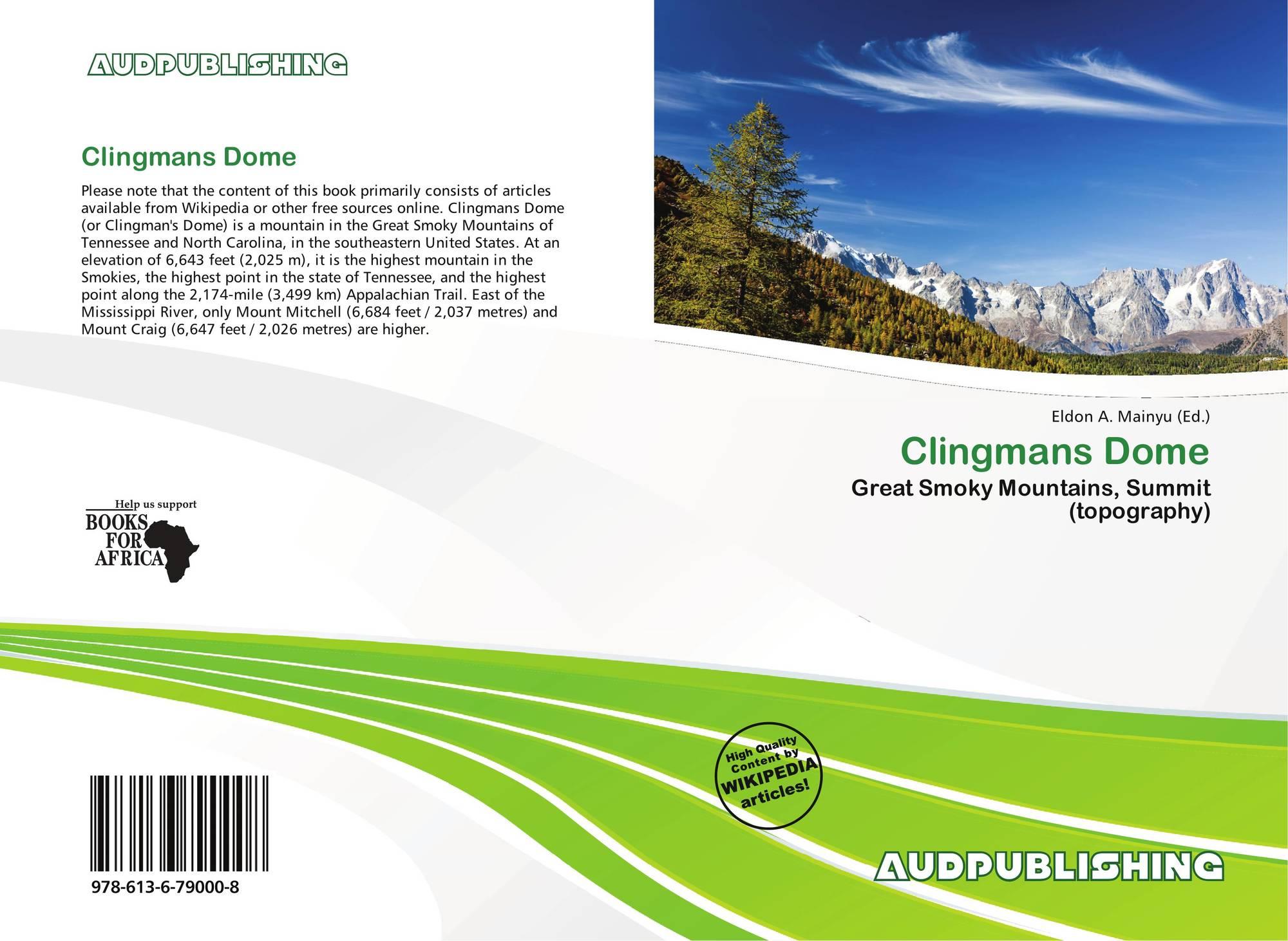 clingmans dome elevation - HD2000×1462