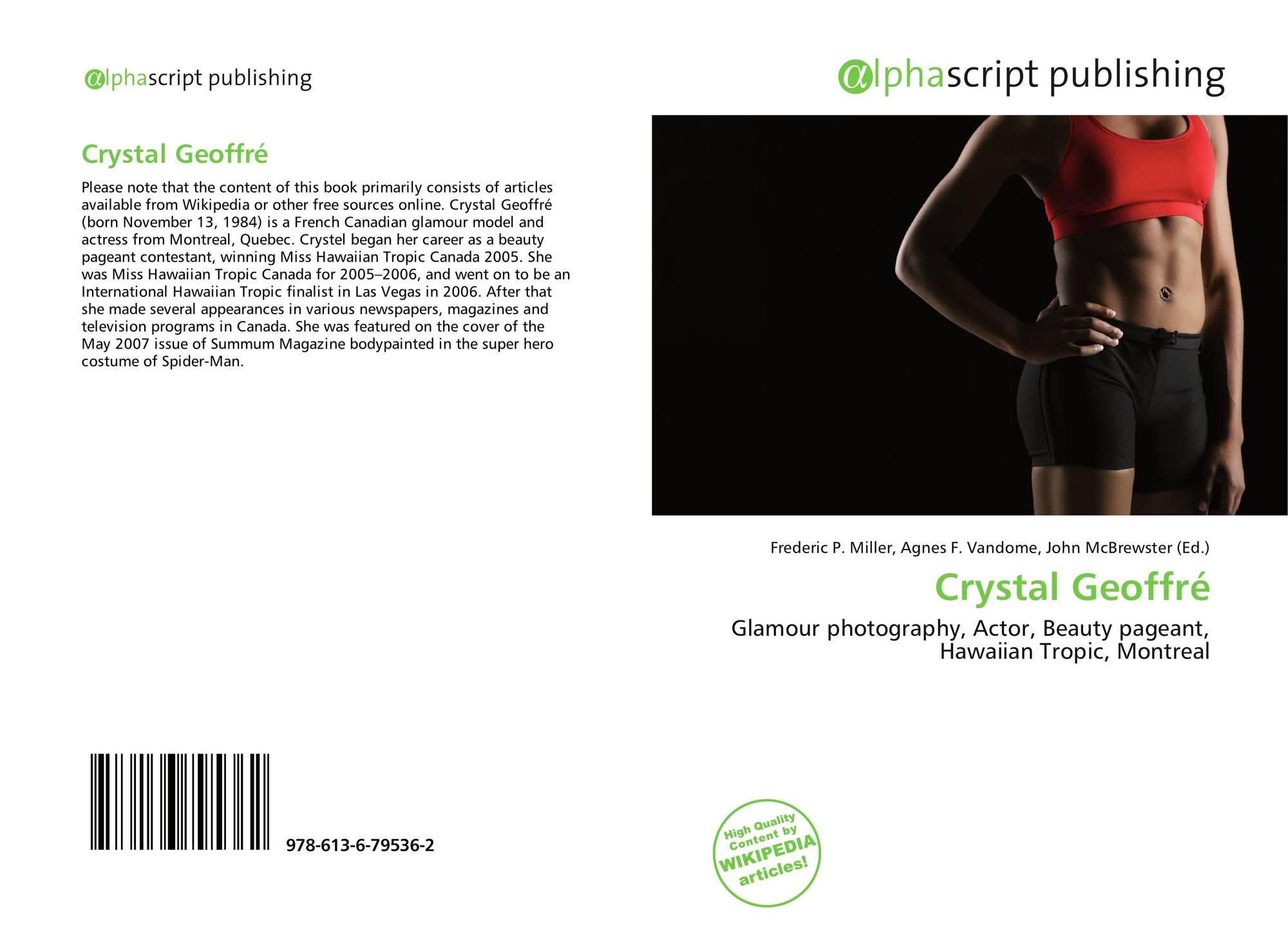 Crystal Geoffre Canada