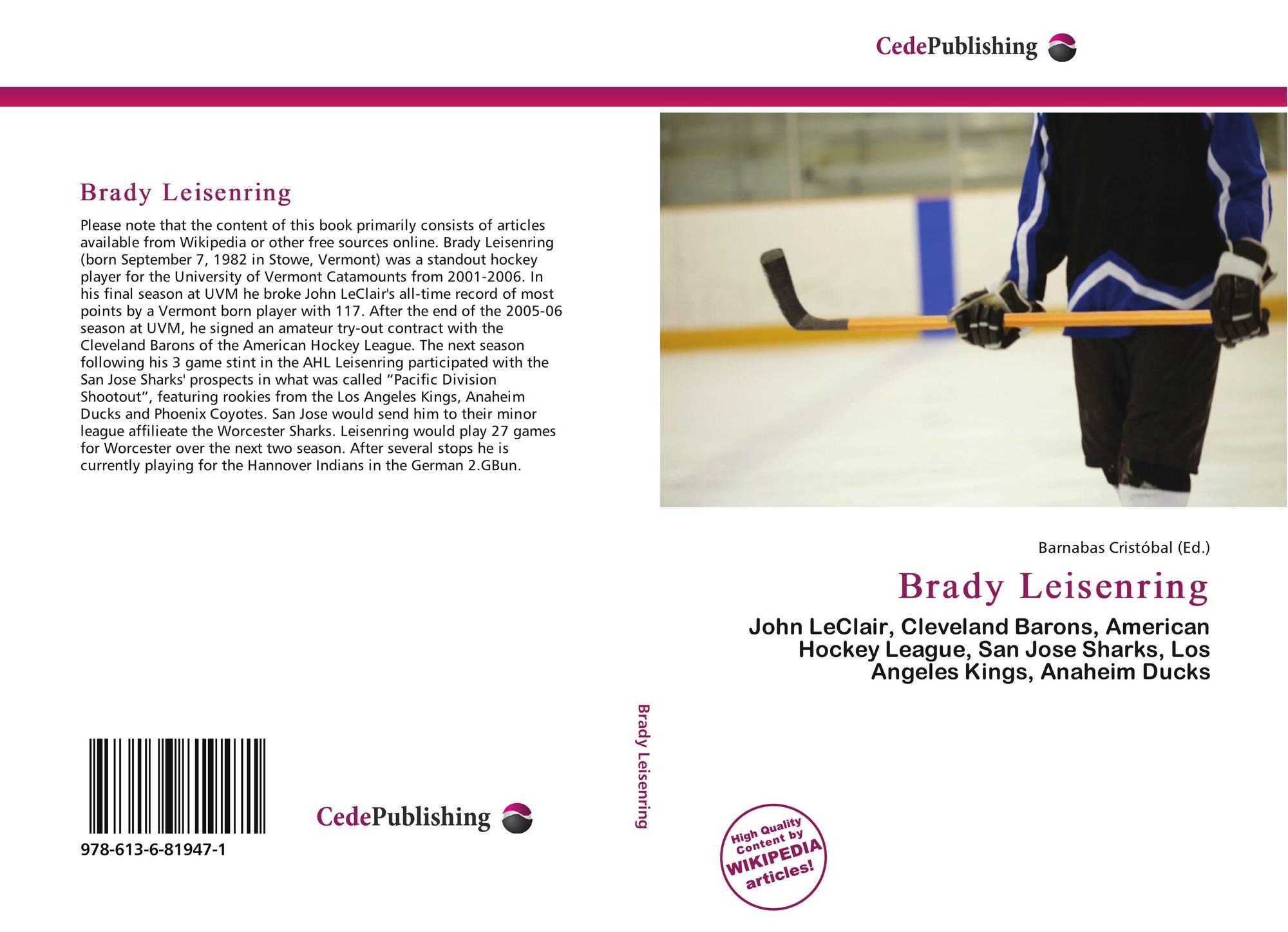 Brady Leisenring 978 613 6 81947 1 6136819473 9786136819471