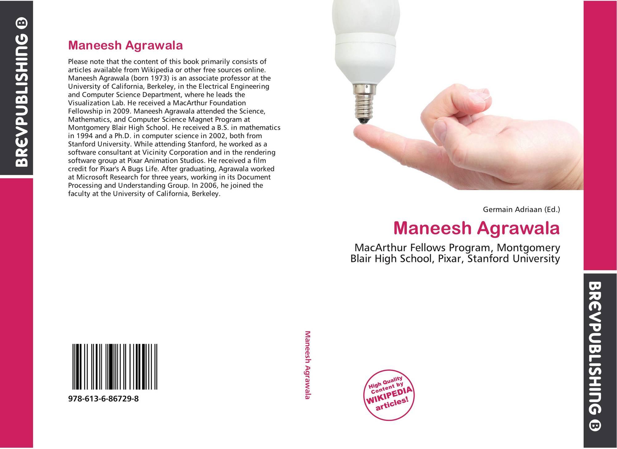 Agrawala maneesh agrawala, 978-613-6-86729-8, 613686729x ,9786136867298