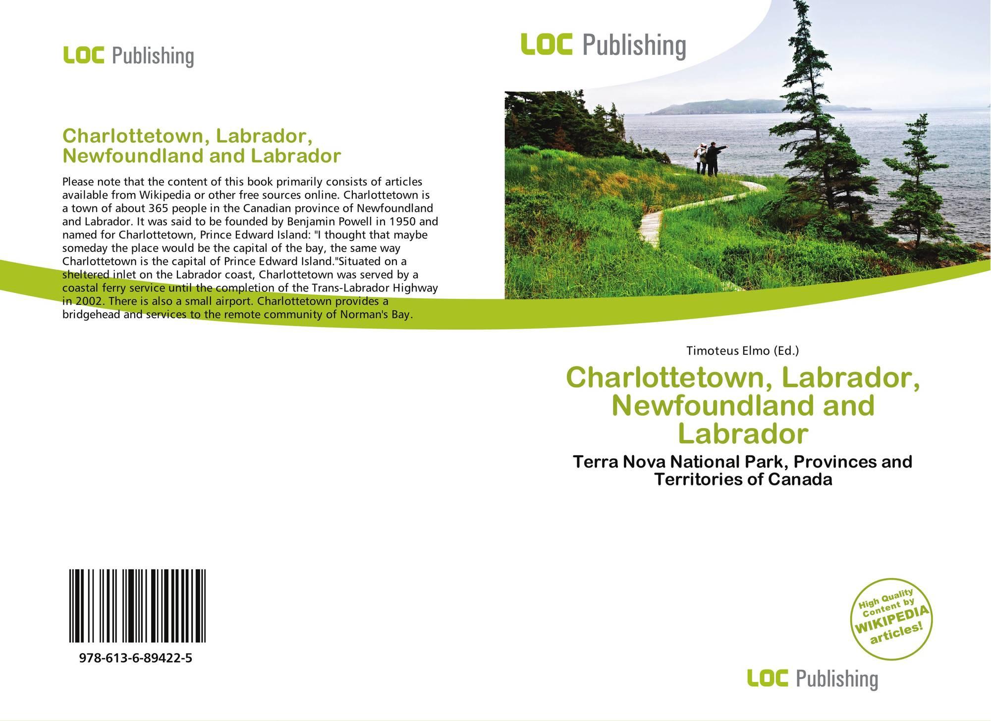 Charlottetown, Labrador, Newfoundland and Labrador, 978-613