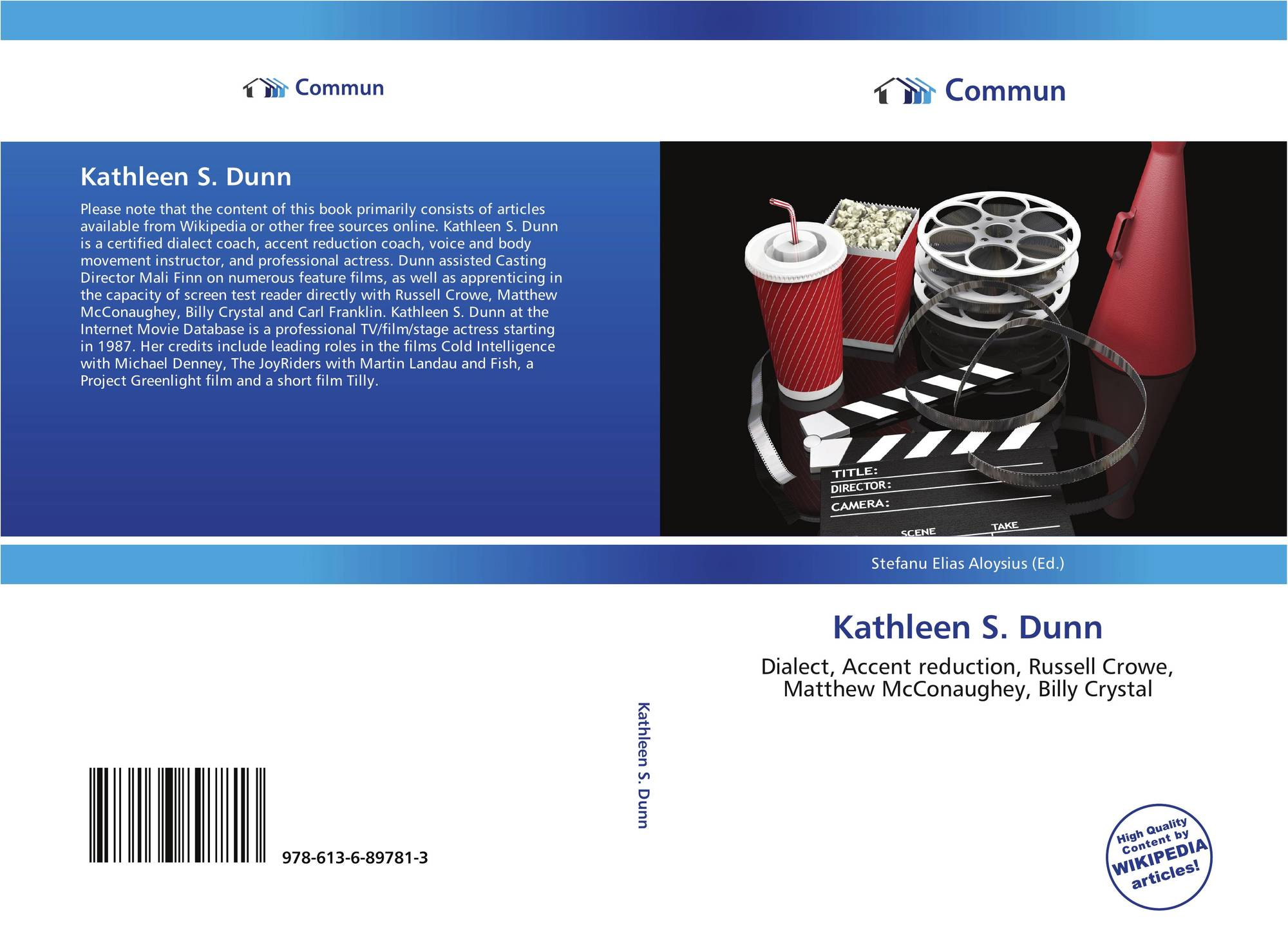 Watch Kathleen S. Dunn video