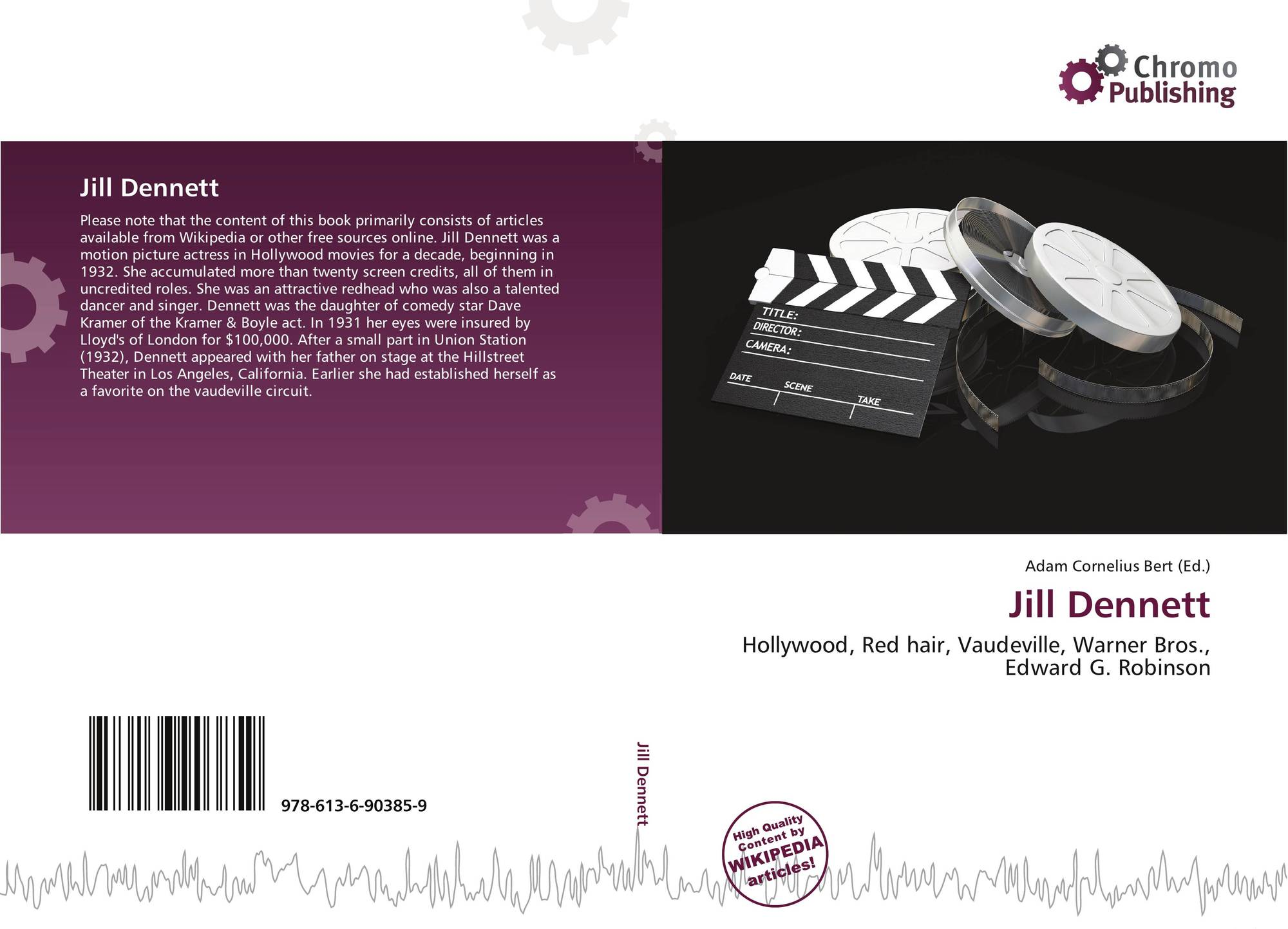 Communication on this topic: Victoria Duffield, jill-dennett/