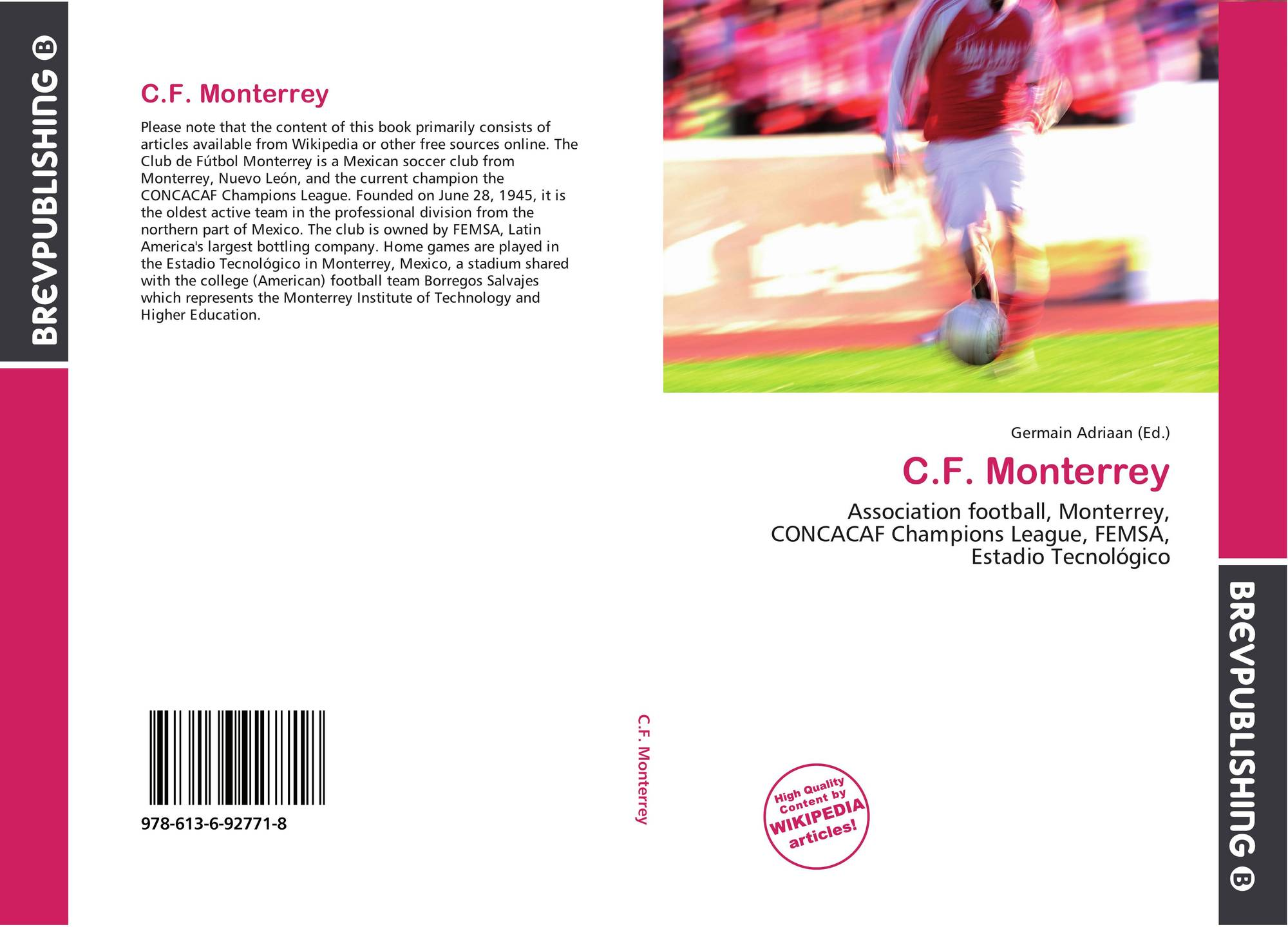 Search Results For Femsa Wiring Diagram Bookcover Of Cf Monterrey