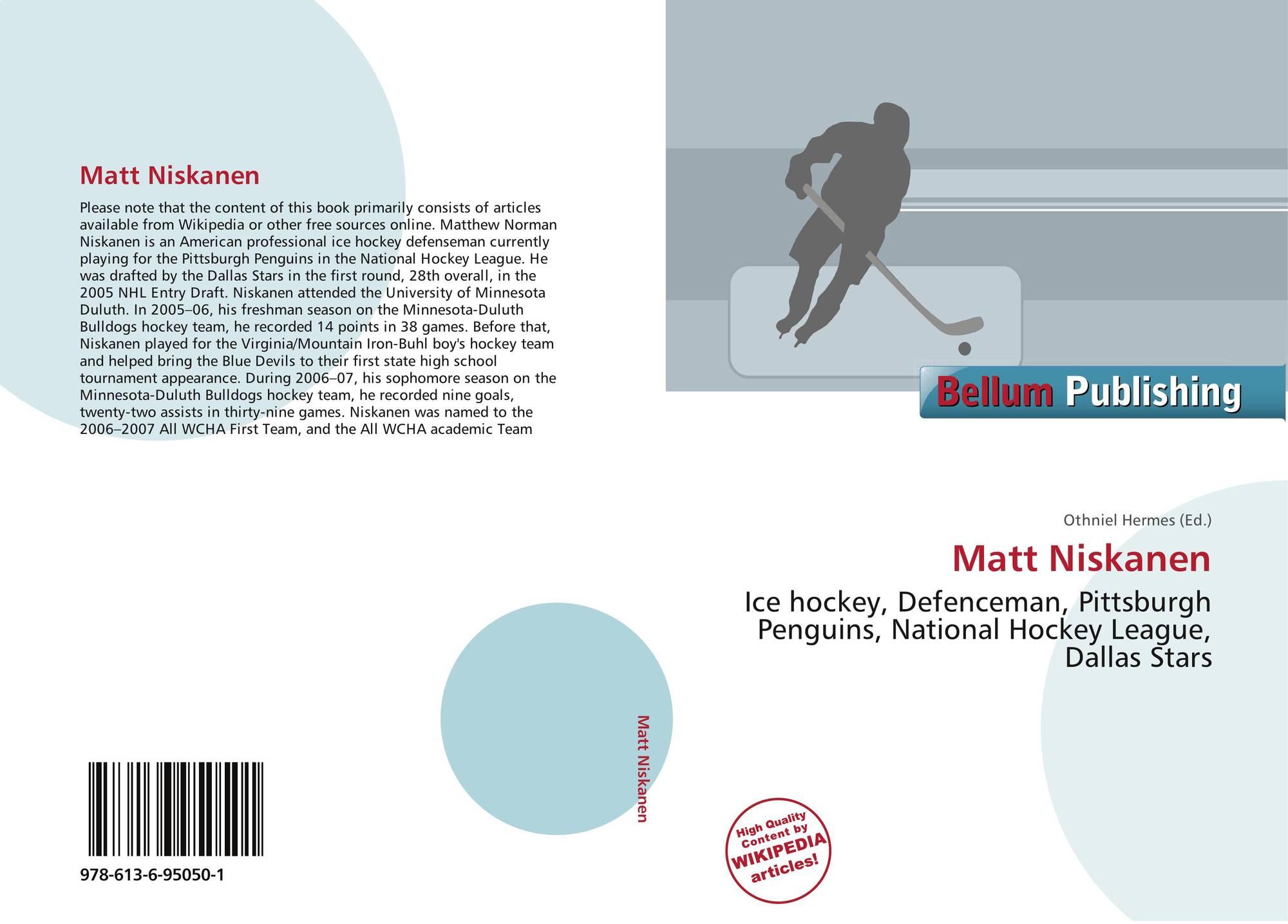 Bookcover of Matt Niskanen efb37fbe2
