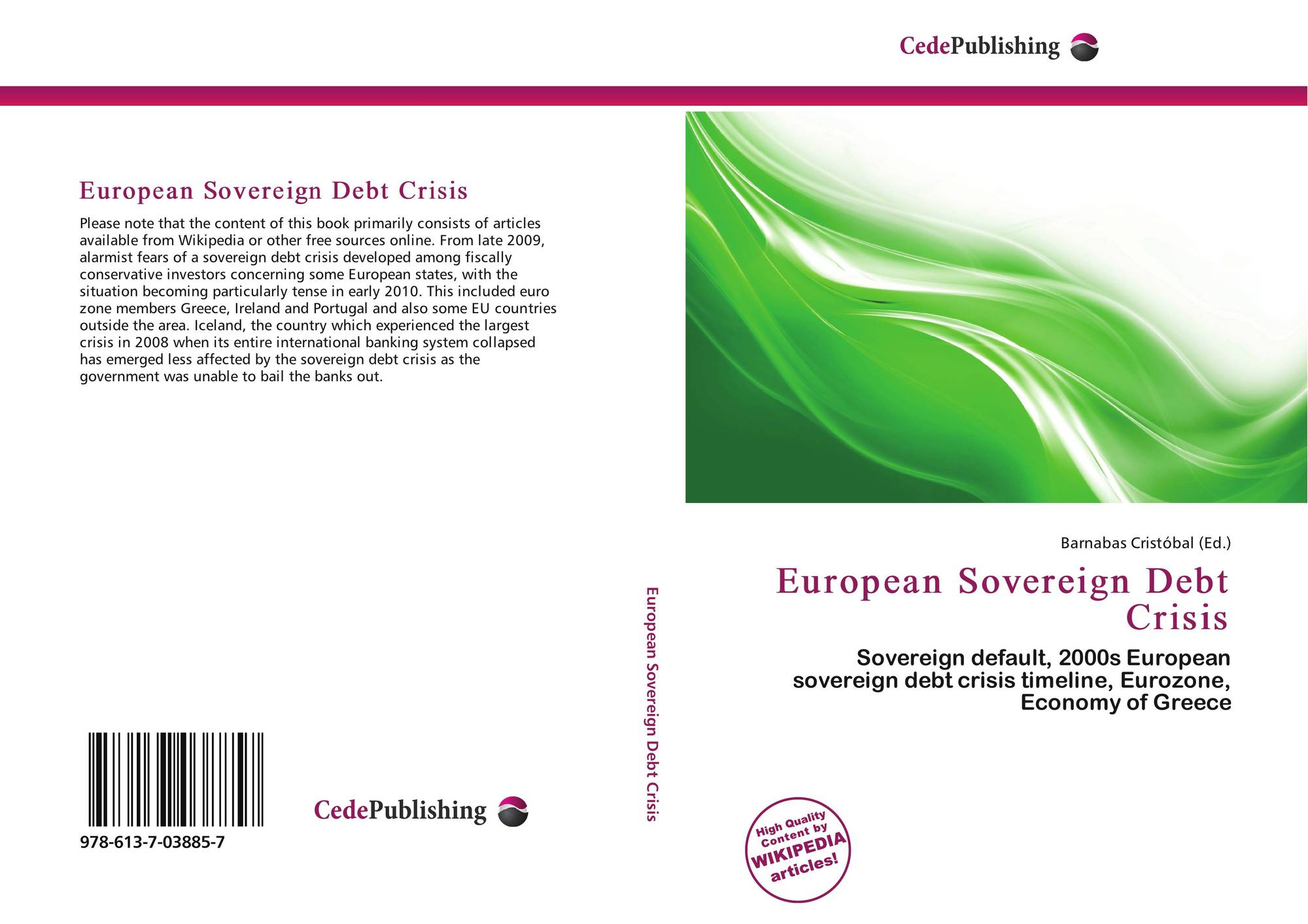 an introduction to the history of the issue of greek sovereign debt crisis A timeline of the debt crisis of the eurozone, from the creation of the currency in 1999 to the current greek woes.