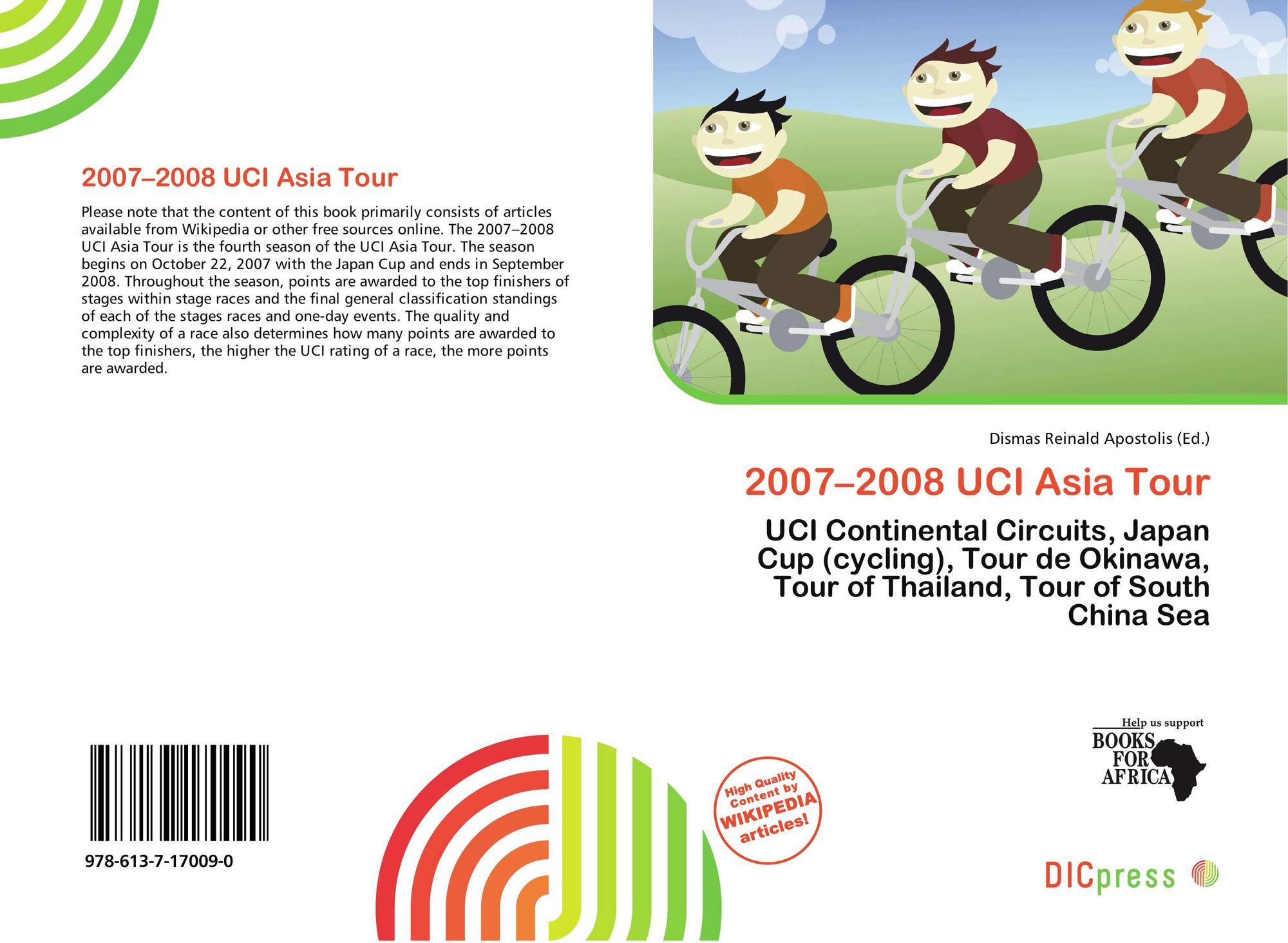 3aa20ceb7 2007–2008 UCI Asia Tour
