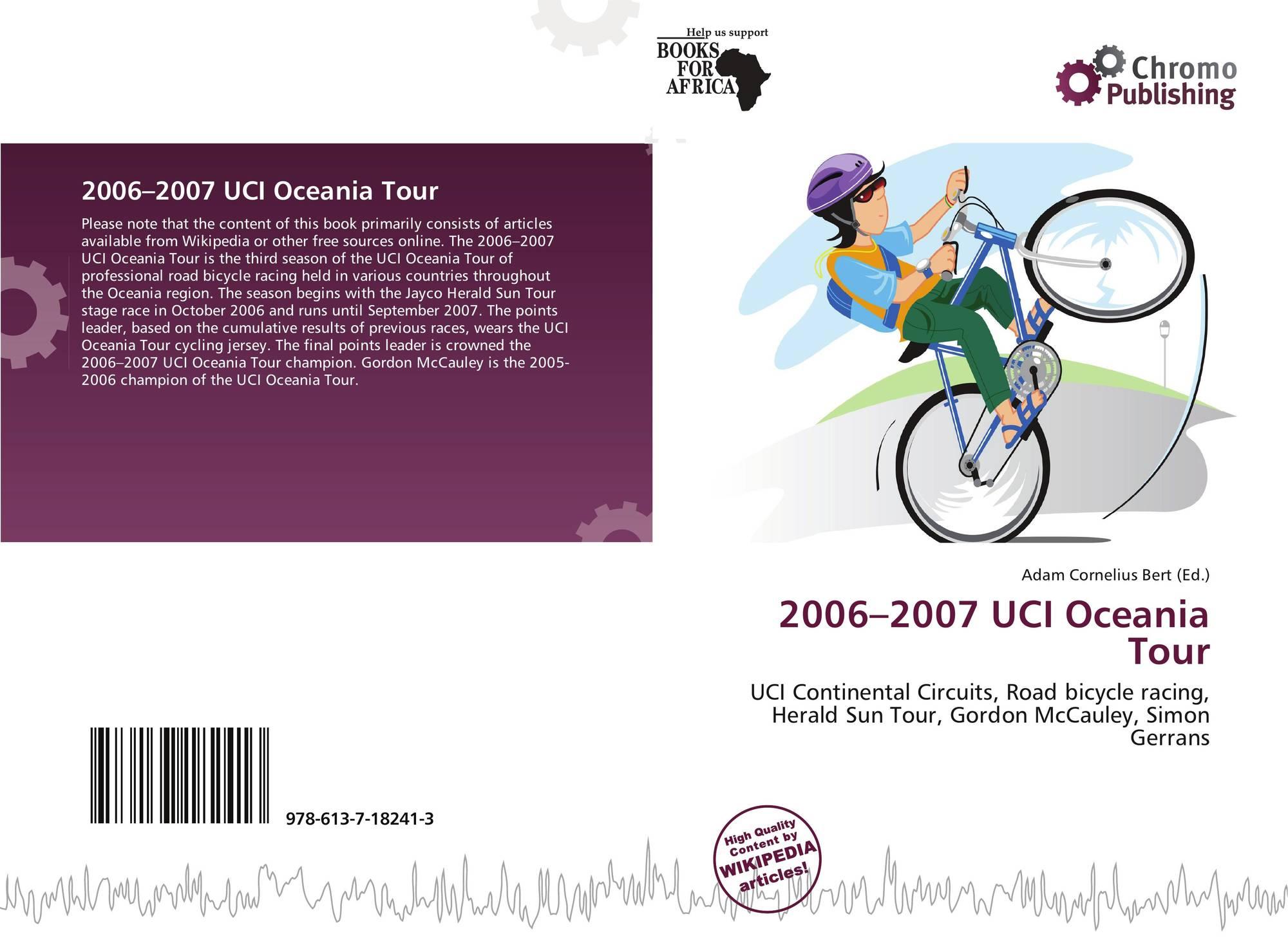 b9d107f00 2006–2007 UCI Oceania Tour