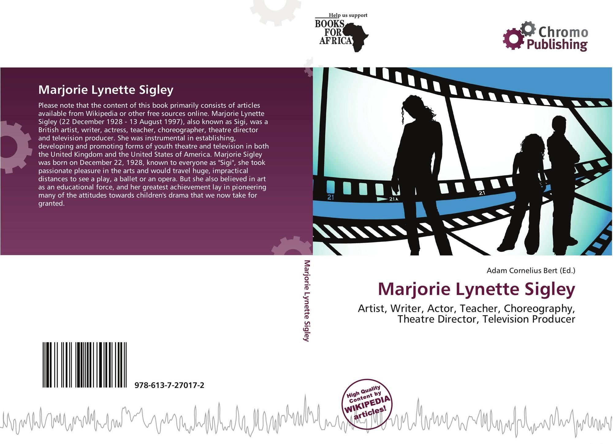 Marjorie Lynette Sigley