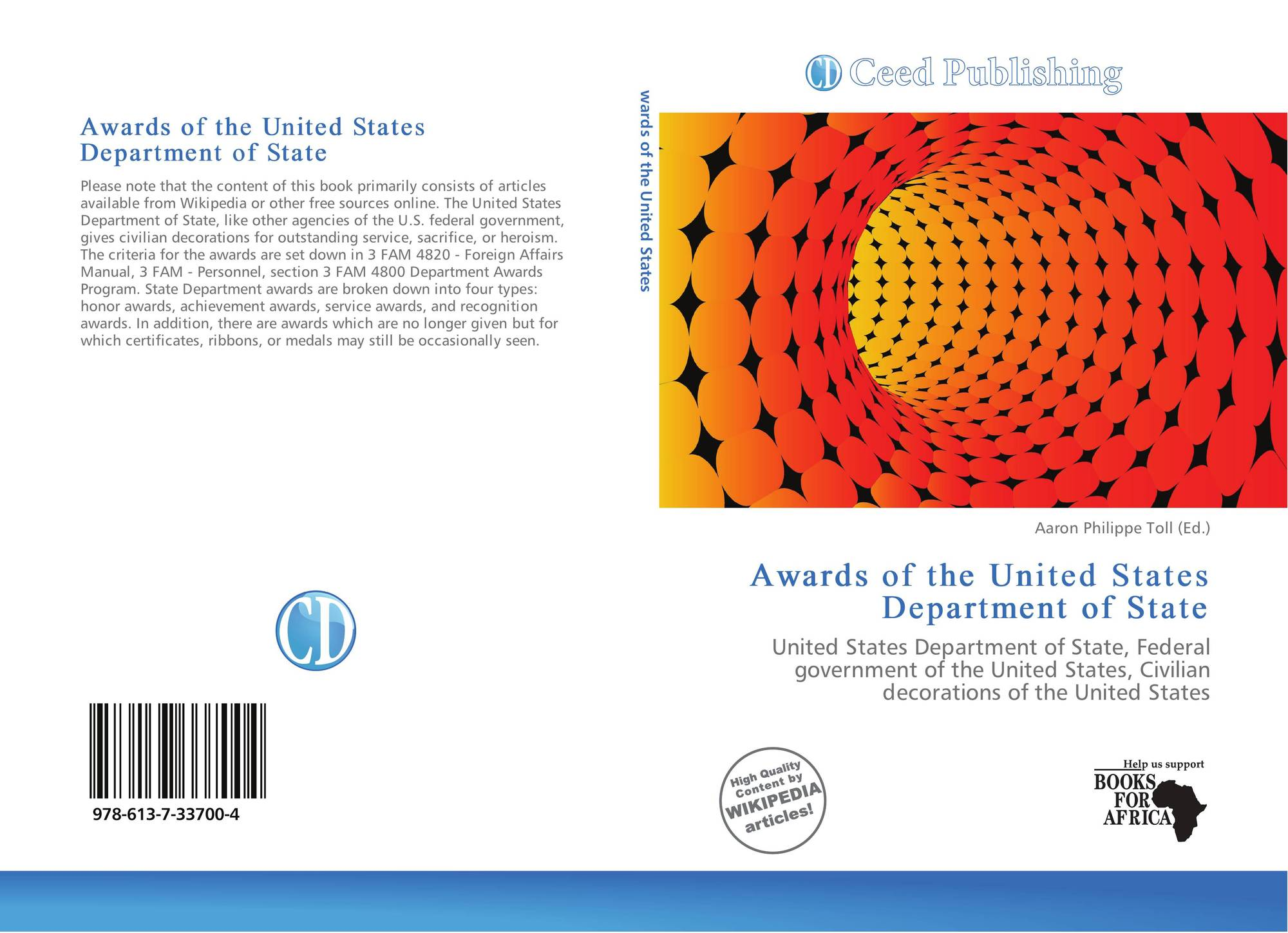 Awards of the United States Department of State