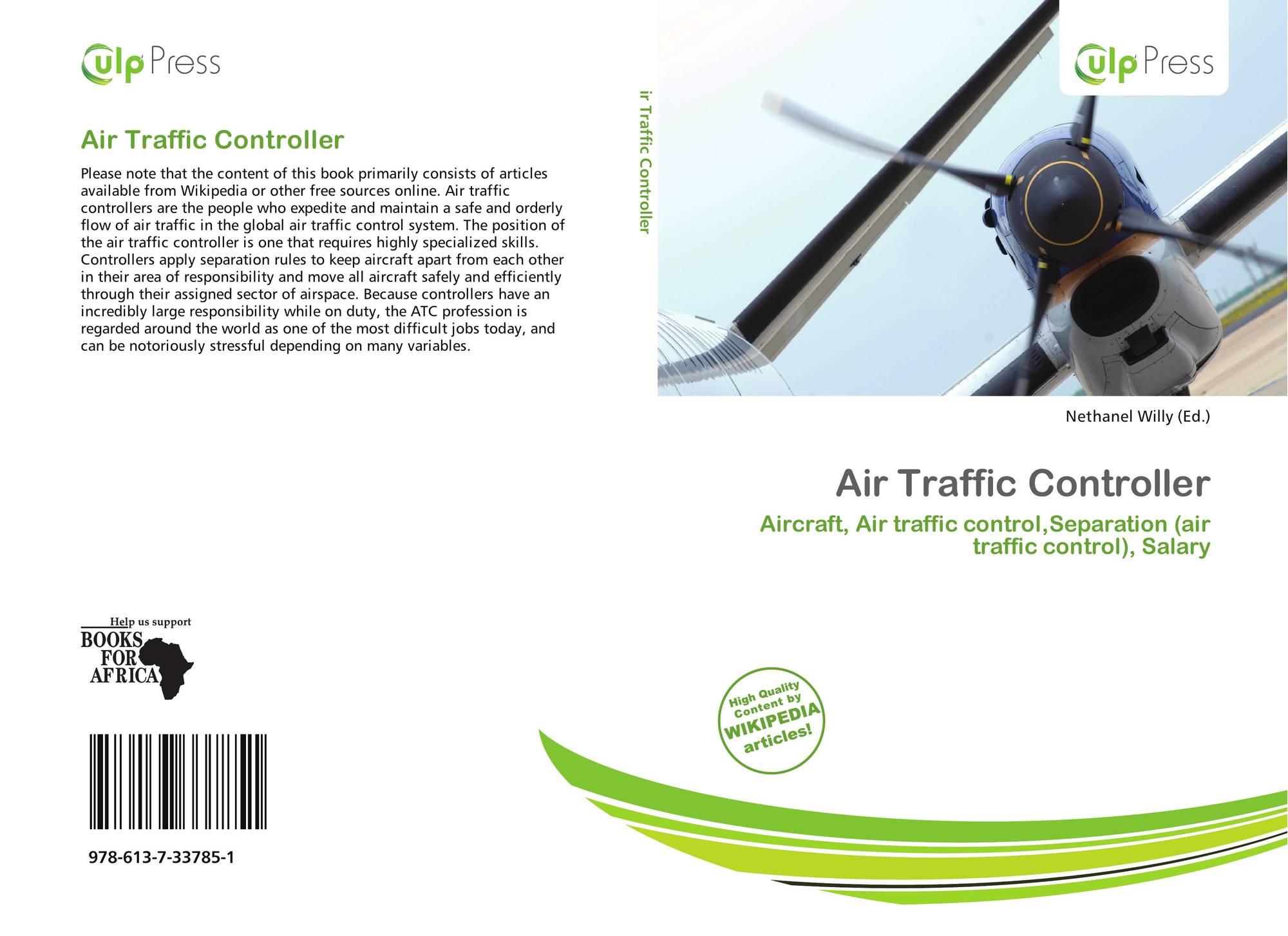 Air Traffic Controller, 978-613-7-33785-1, 6137337855