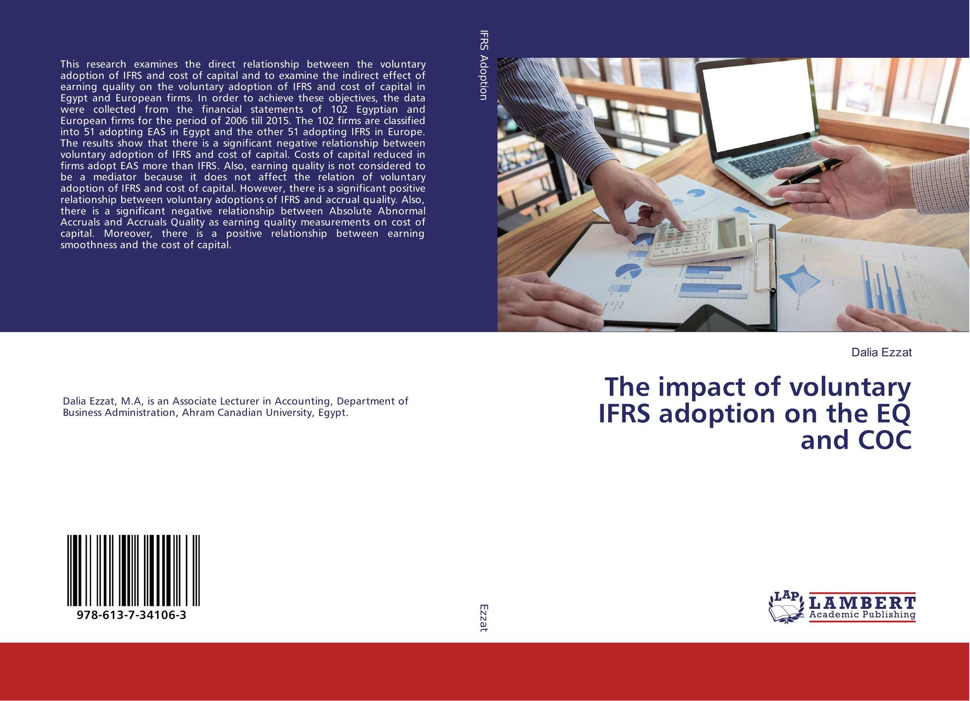 the eu s adoption of ifrs Comparative study of the international financial reporting standard implementation in ghana and announced mandated adoption of ifrs and all european union (eu).