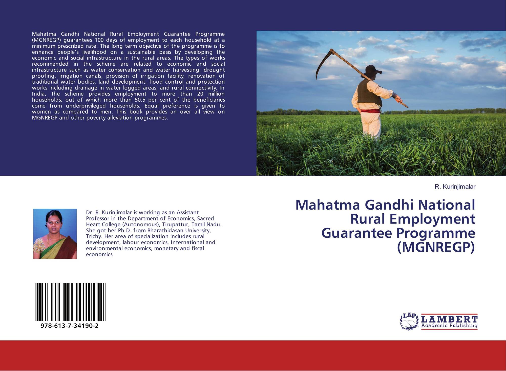 mahatma gandhi national rural employment guarantee Welcome to mahatma gandhi national rural employment guarantee scheme : the mgnregs act aims at enhancing the livelihood security of people in rural areas by guaranteeing hundred days of wage-employment in a financial year to a rural household whose adult members volunteer to do unskilled manual work more info.