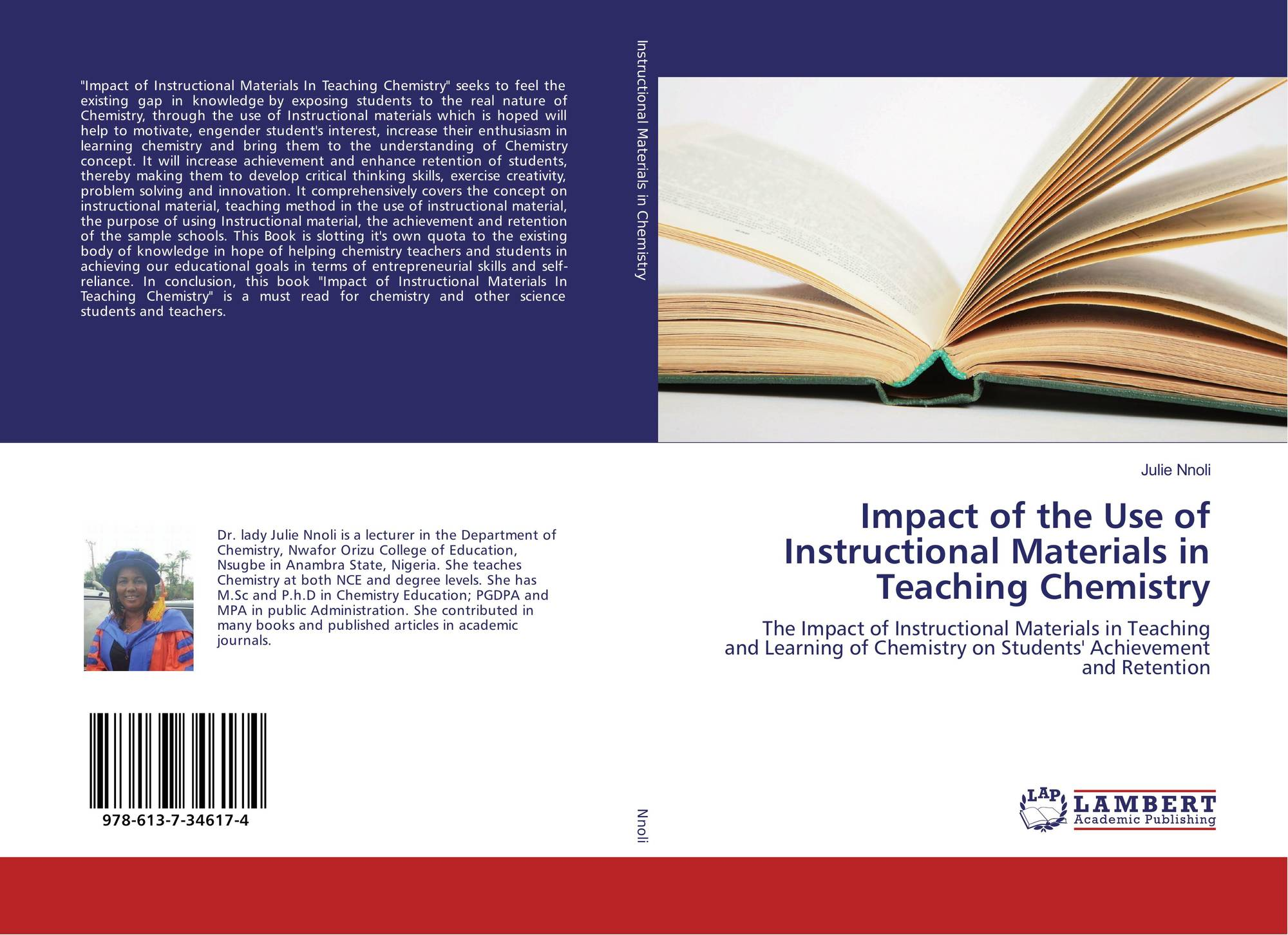 Impact Of The Use Of Instructional Materials In Teaching Chemistry
