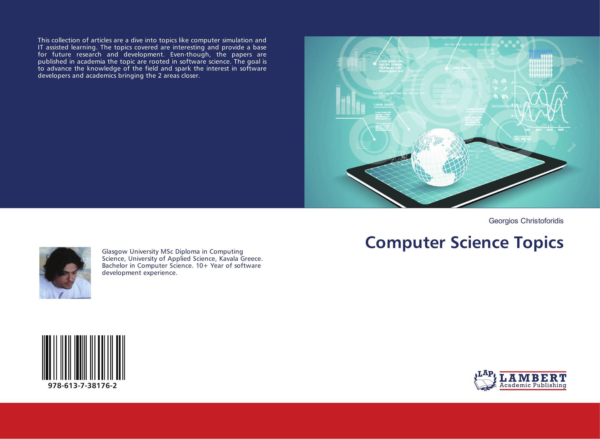 Computer Science Topics, 978-613-7-38176-2, 6137381765