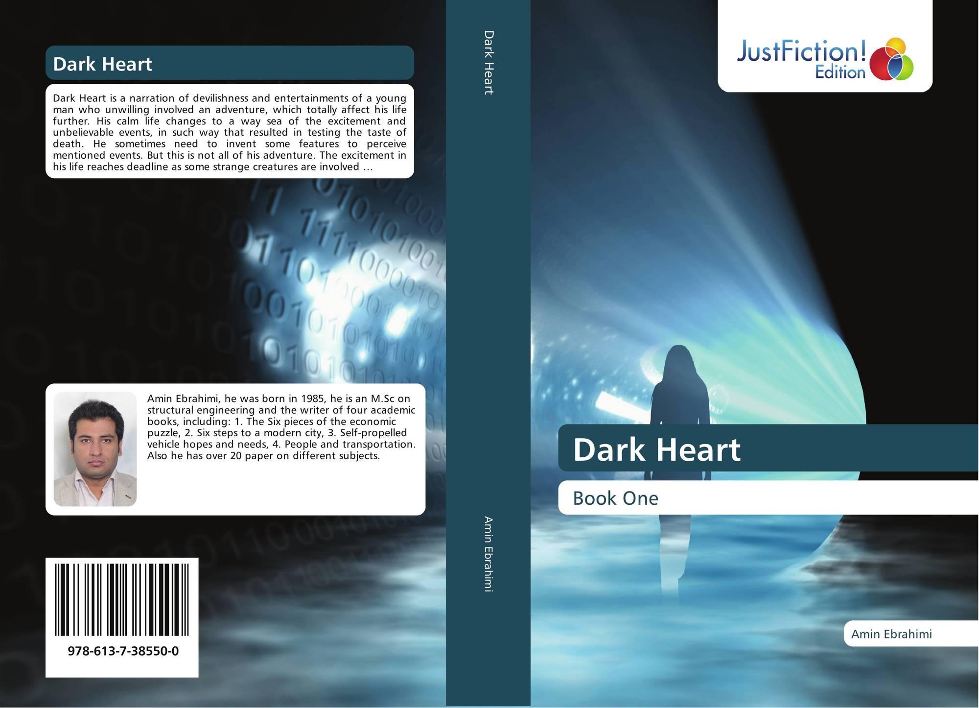 Dark Heart, 978-613-7-38550-0, 6137385507 ,9786137385500 by Amin ...