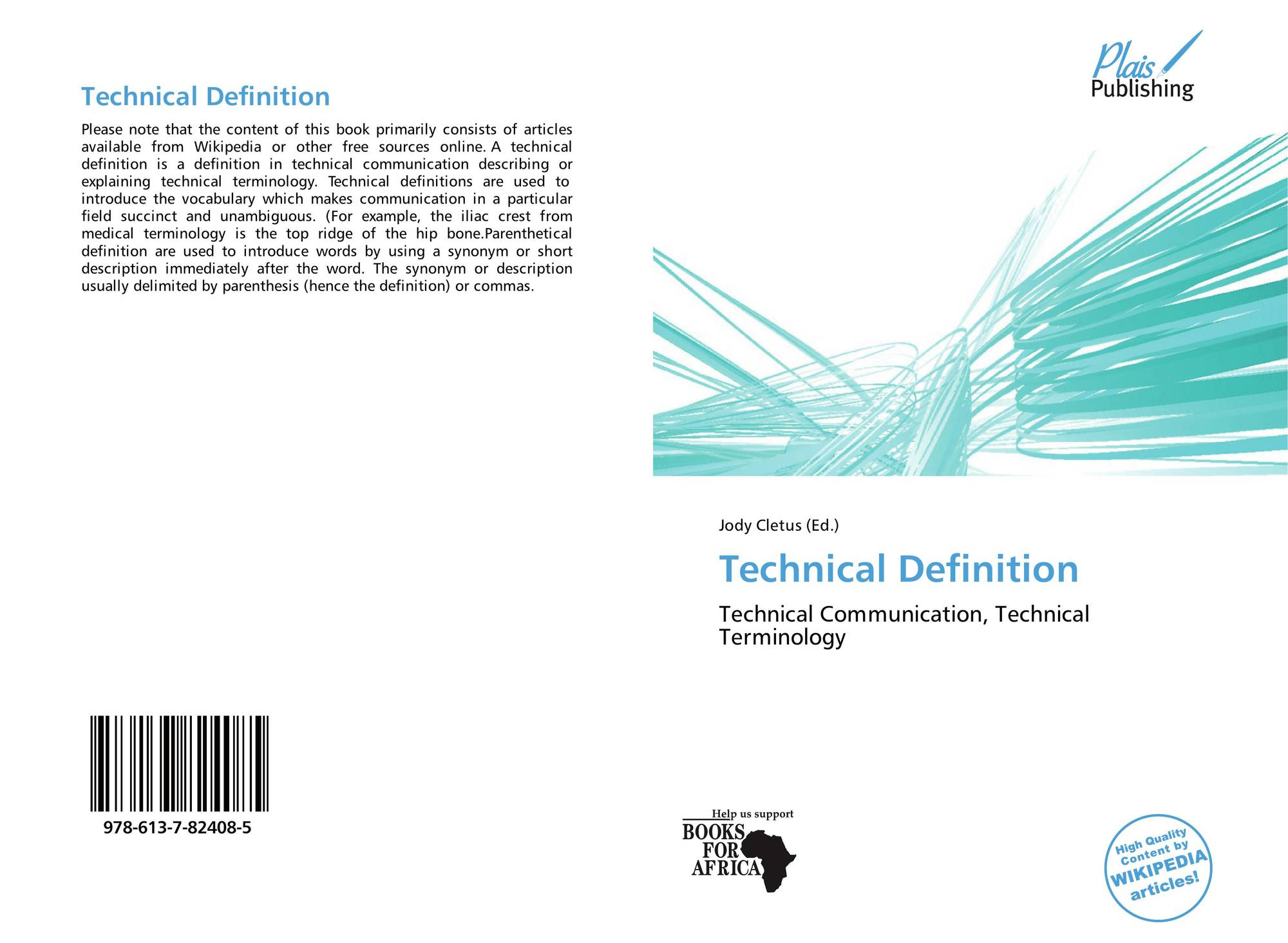 definition technical writing