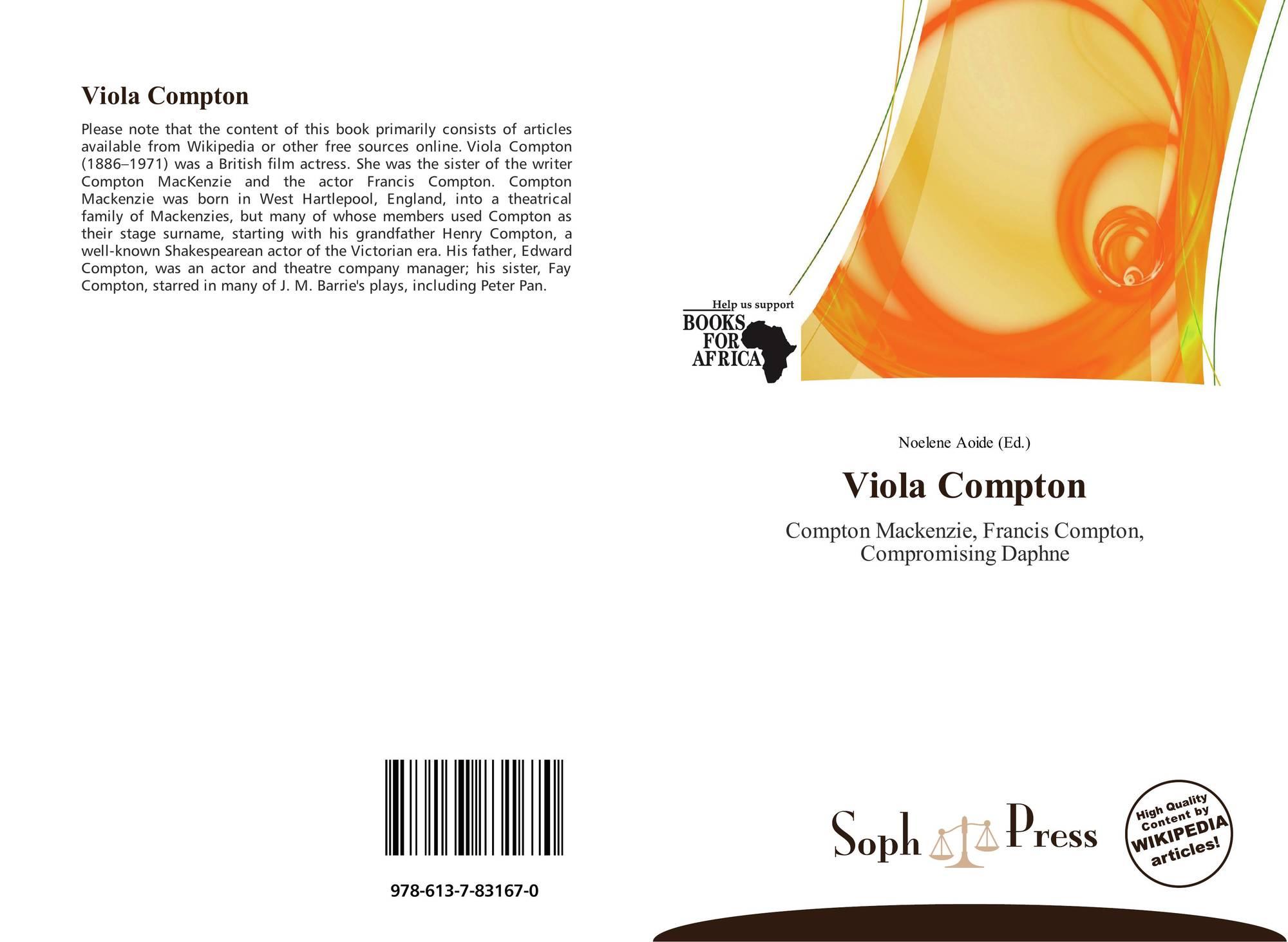 Viola Compton Viola Compton new foto