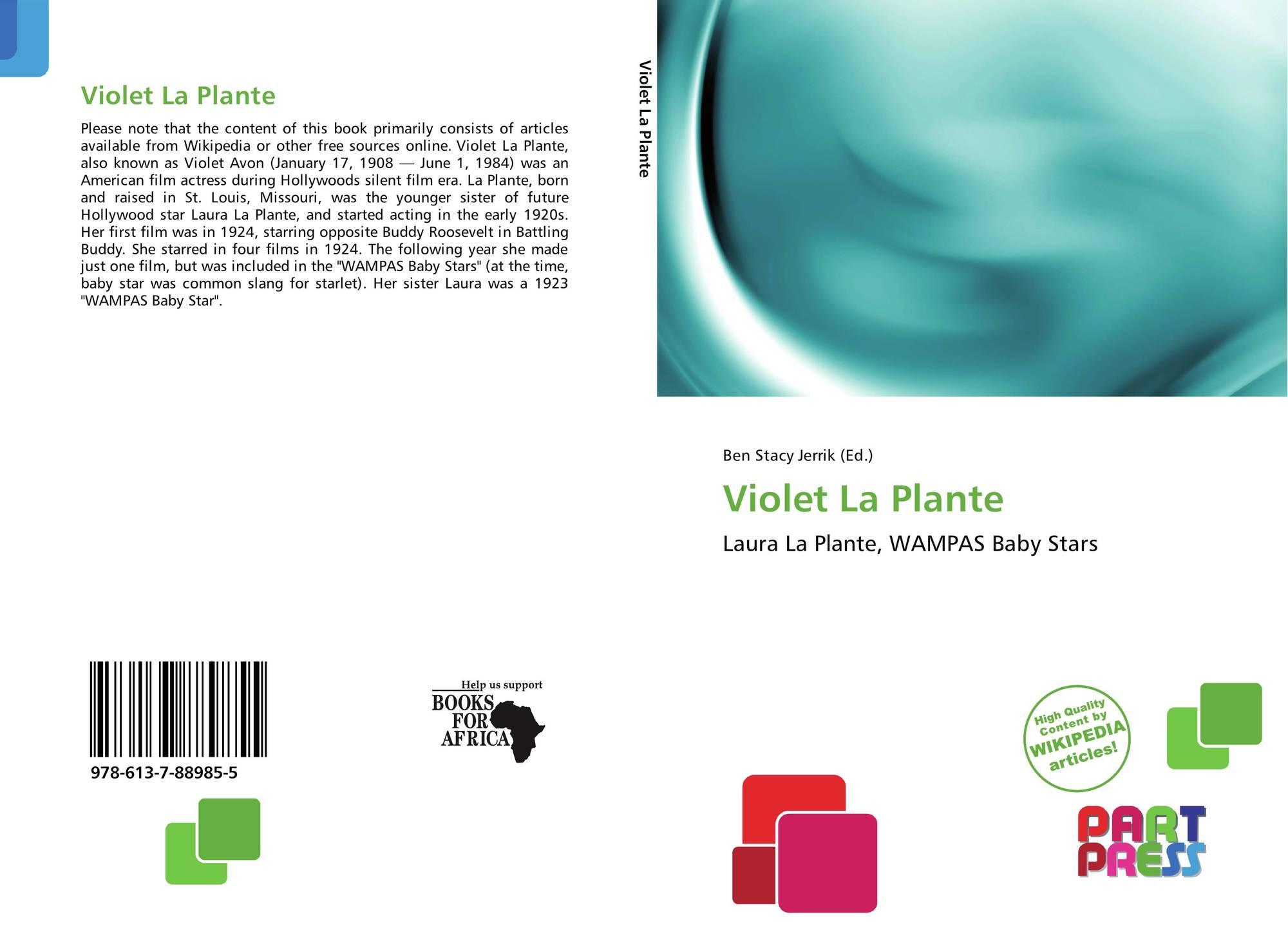 Violet La Plante Violet La Plante new picture