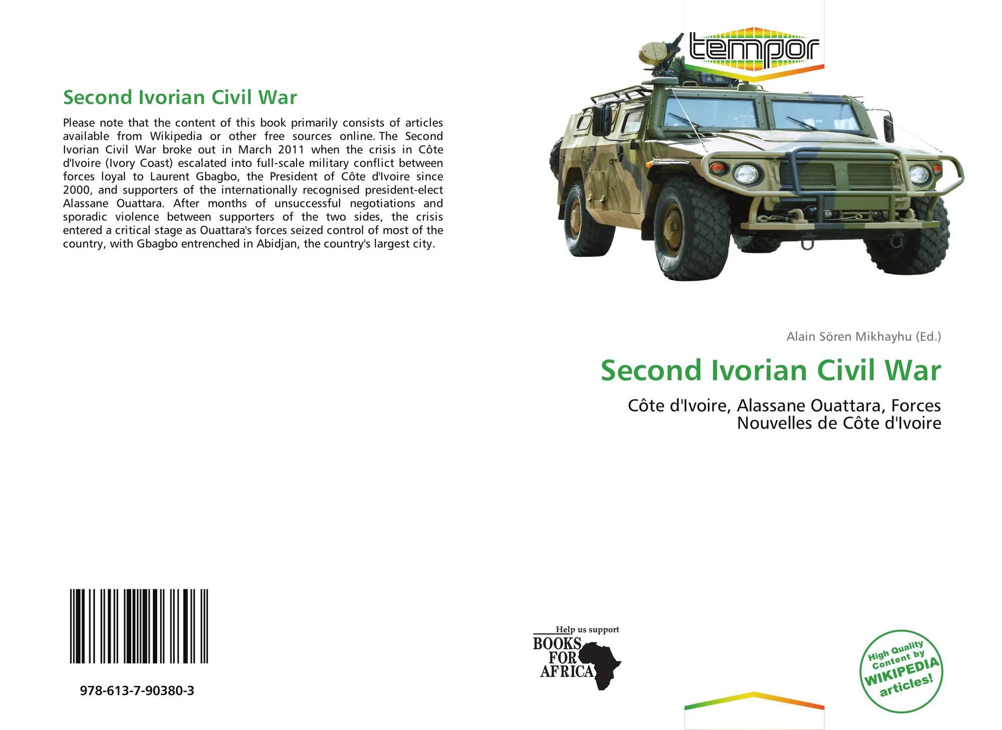 Second Ivorian Civil War, 978-...