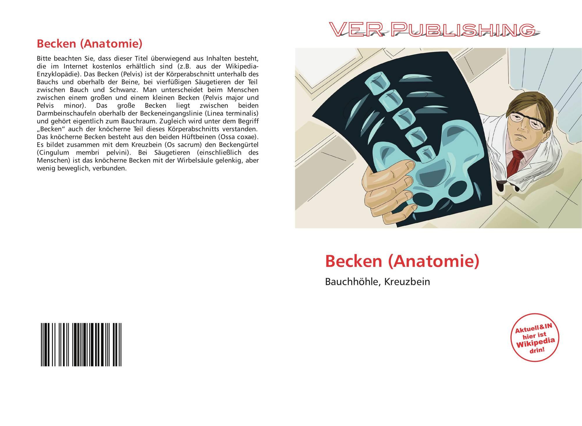 Becken (Anatomie), 978-613-7-94206-2, 6137942066 ,9786137942062
