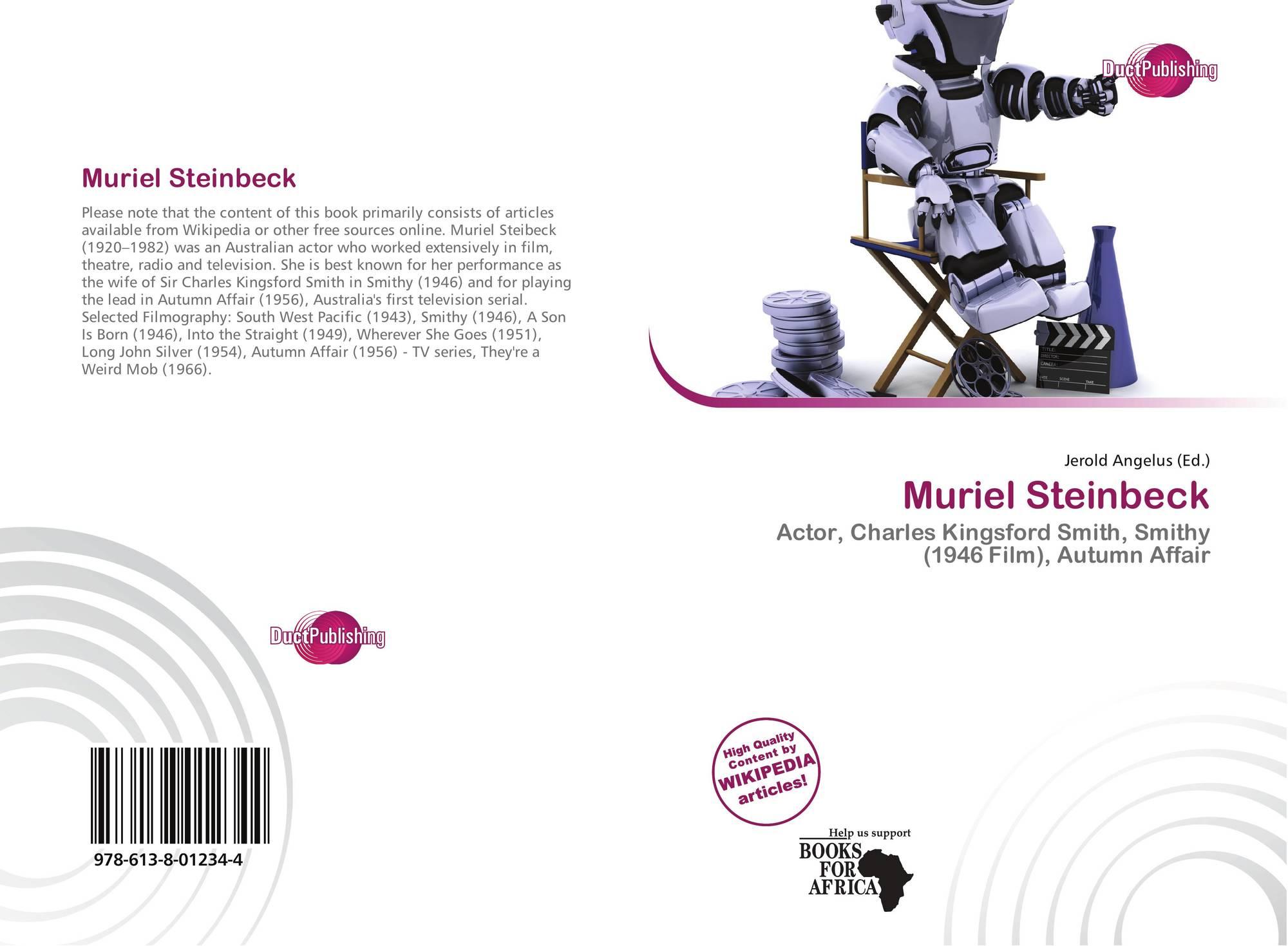 Muriel Steinbeck Muriel Steinbeck new picture