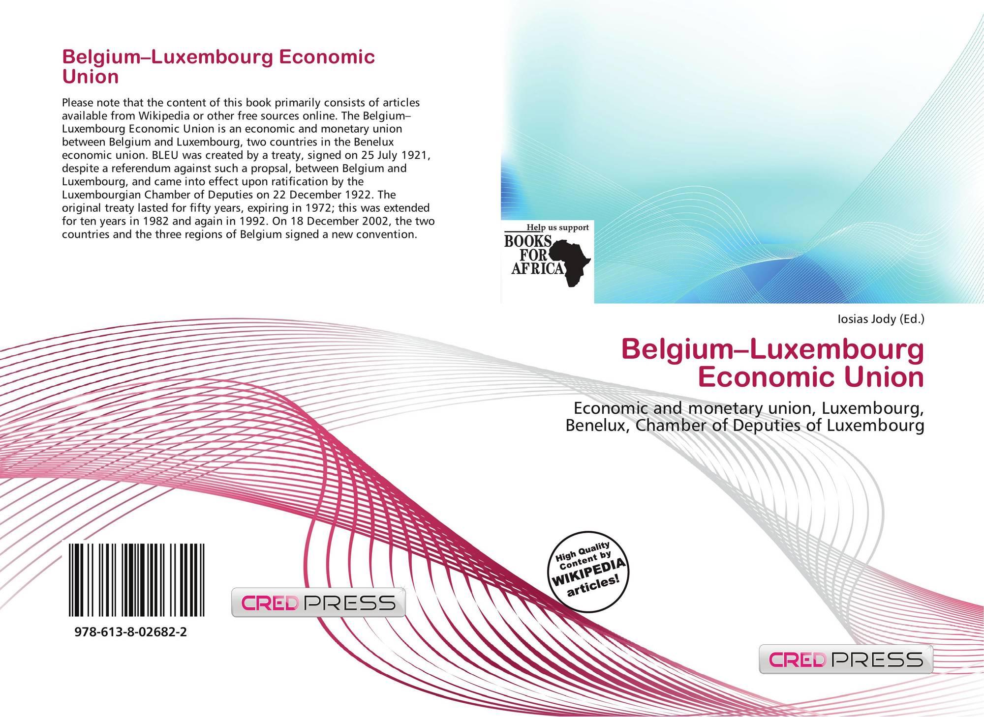 Belgium–Luxembourg Economic Union