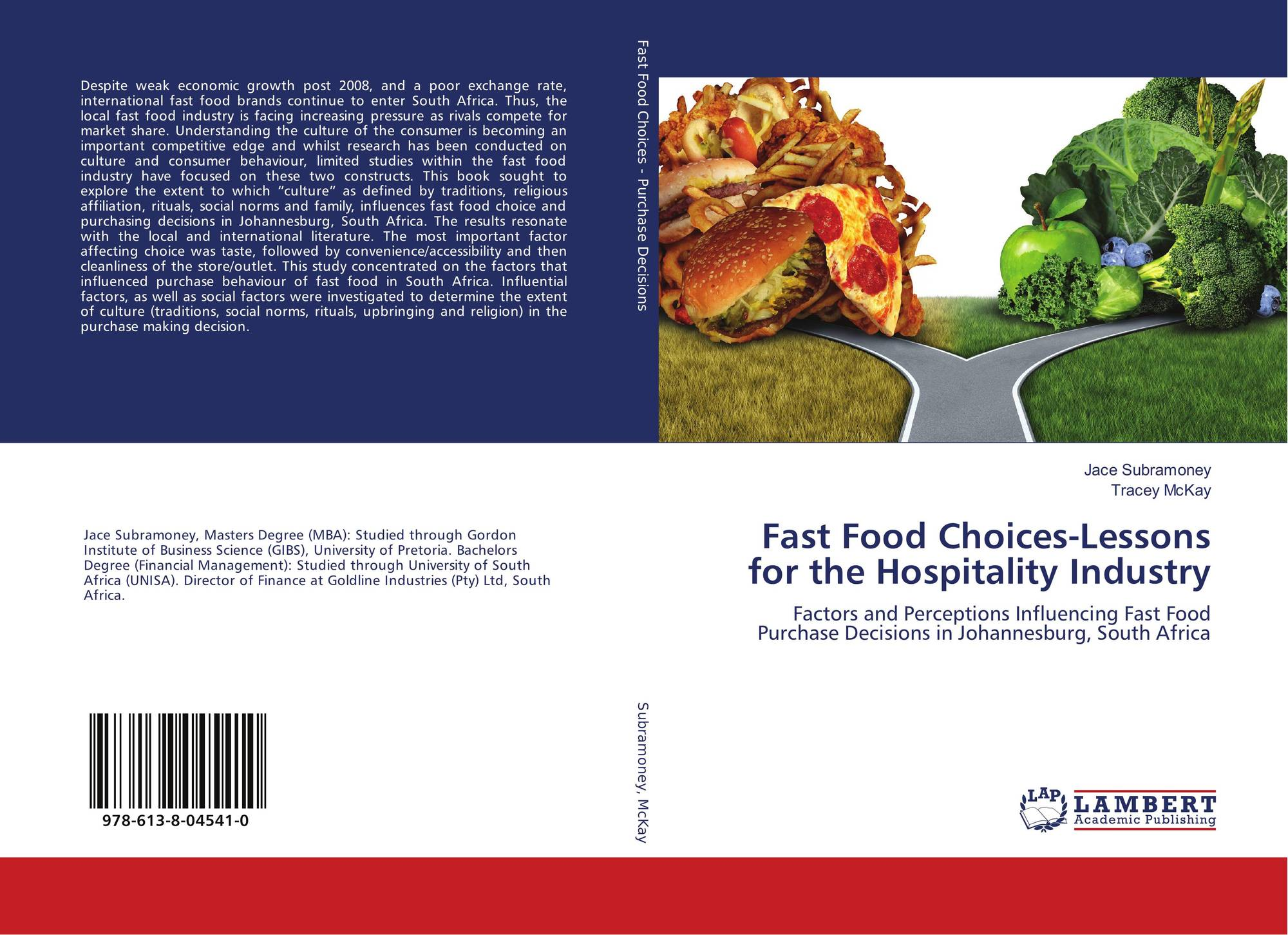 factors influencing the choice of fast Children, for example, are influenced by factors such as toys that come with fast-food meals and cartoon characters promoting breakfast cereal your ethnic and cultural background can play a key role in influencing your food choices a mexican-american, for example, is likely to choose very.