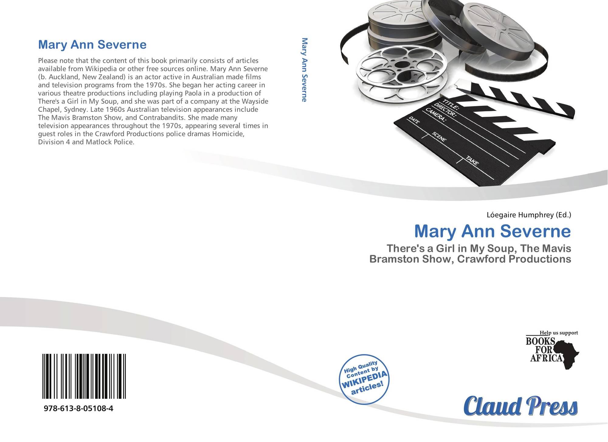 Mary Ann Severne