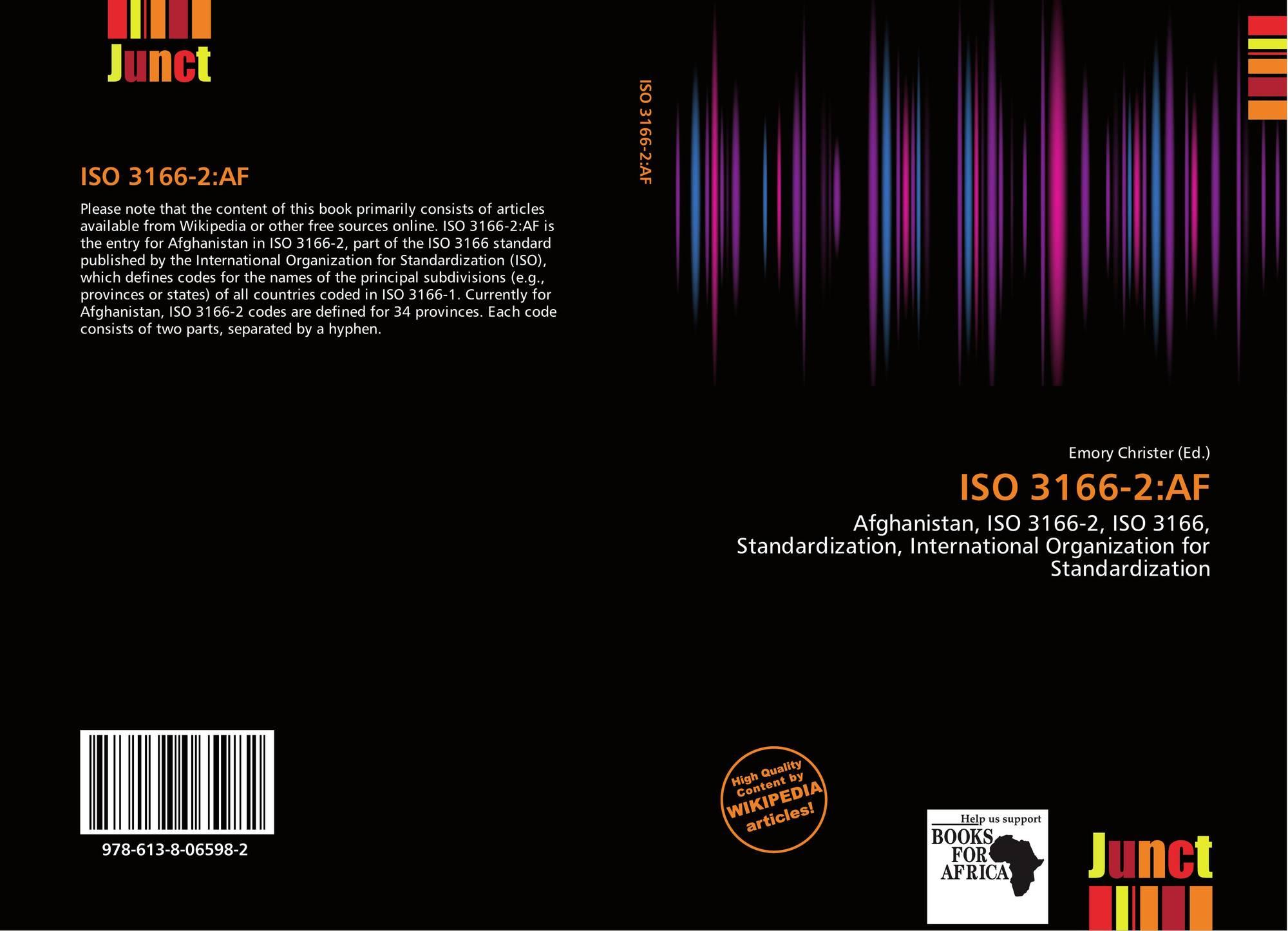 ISO 3166-2:AF