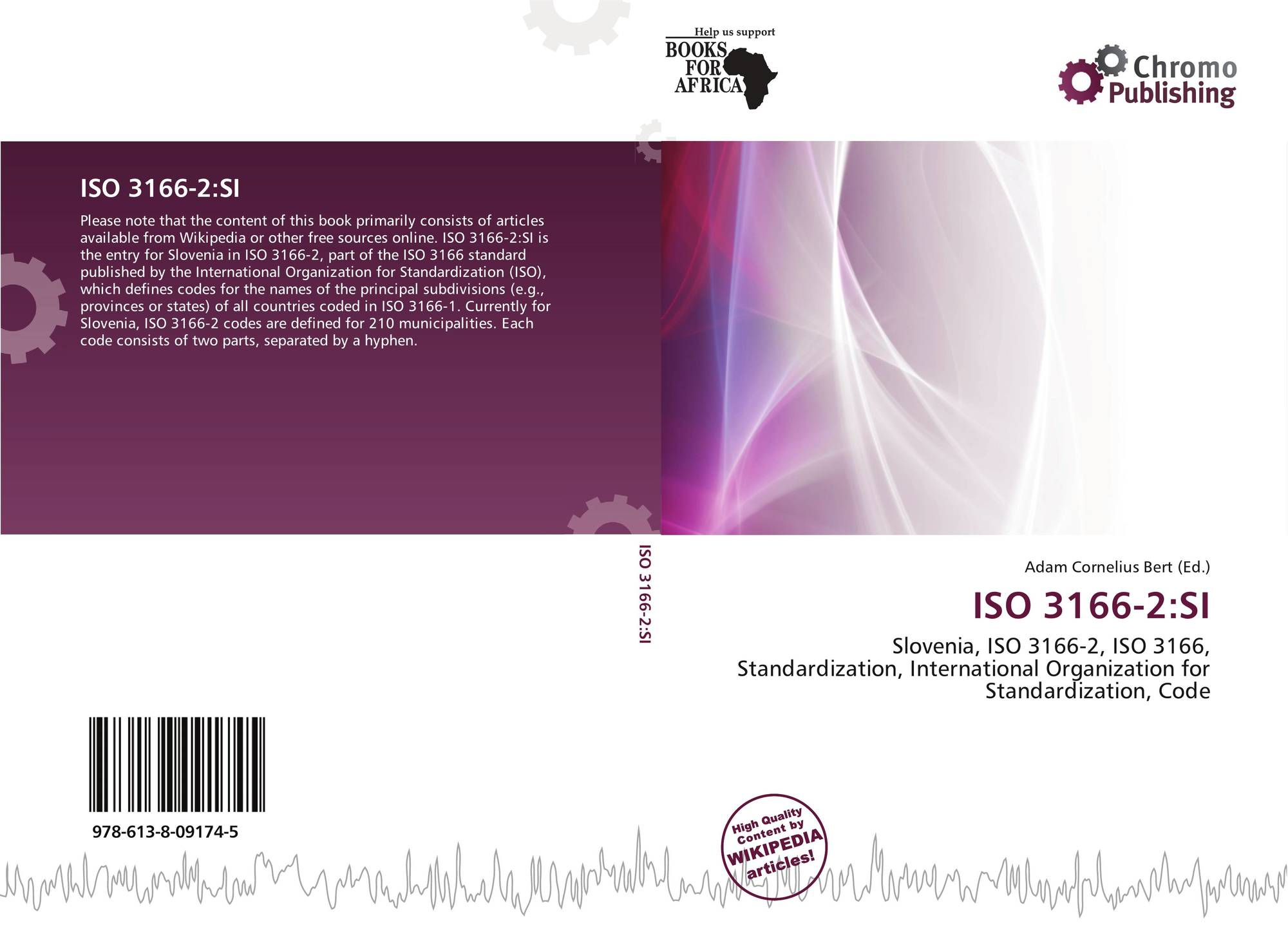 ISO 3166-2:SI, 978-613-8-09174-5, 6138091744 ,9786138091745