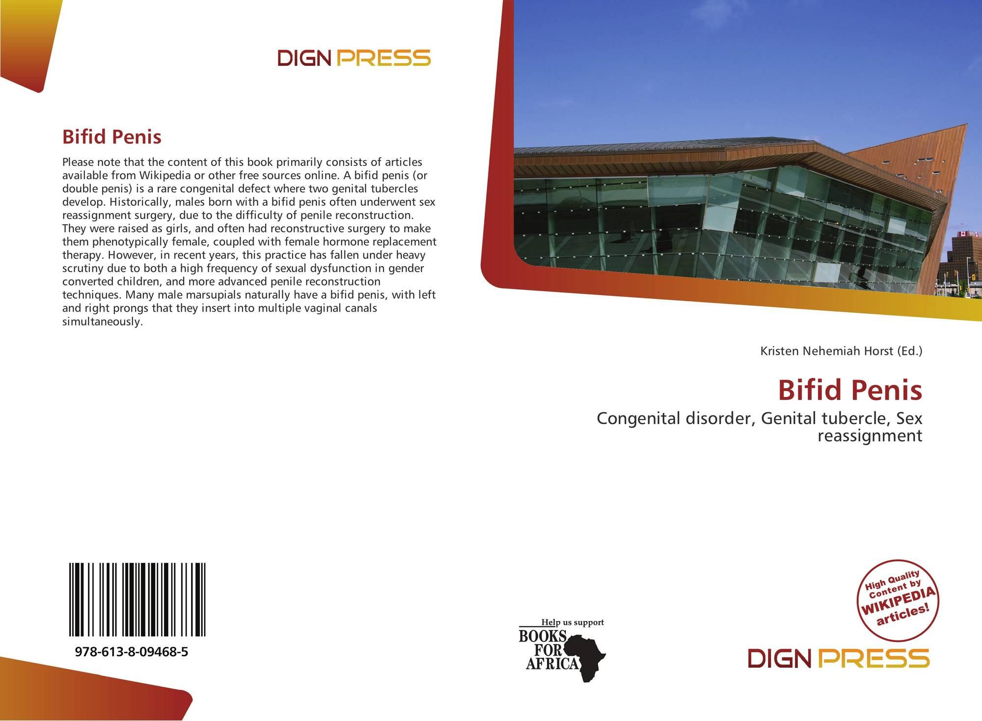 Bifid Penis, 978-613-8-09468-5, 6138094689 ,9786138094685-9417