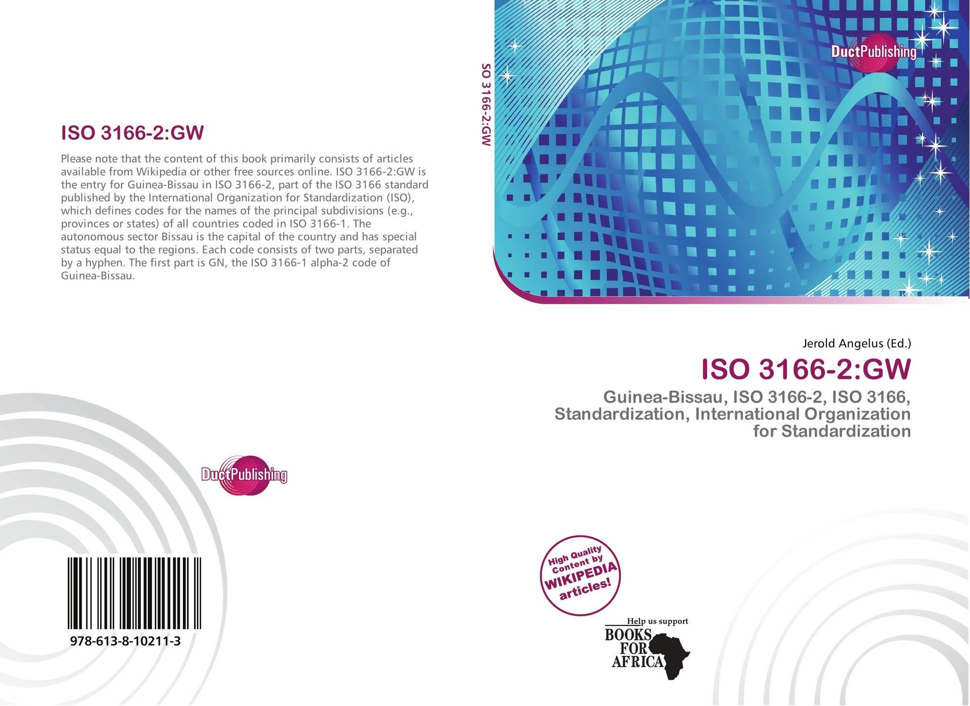 ISO 3166-2:GW, 978-613-8-10211...