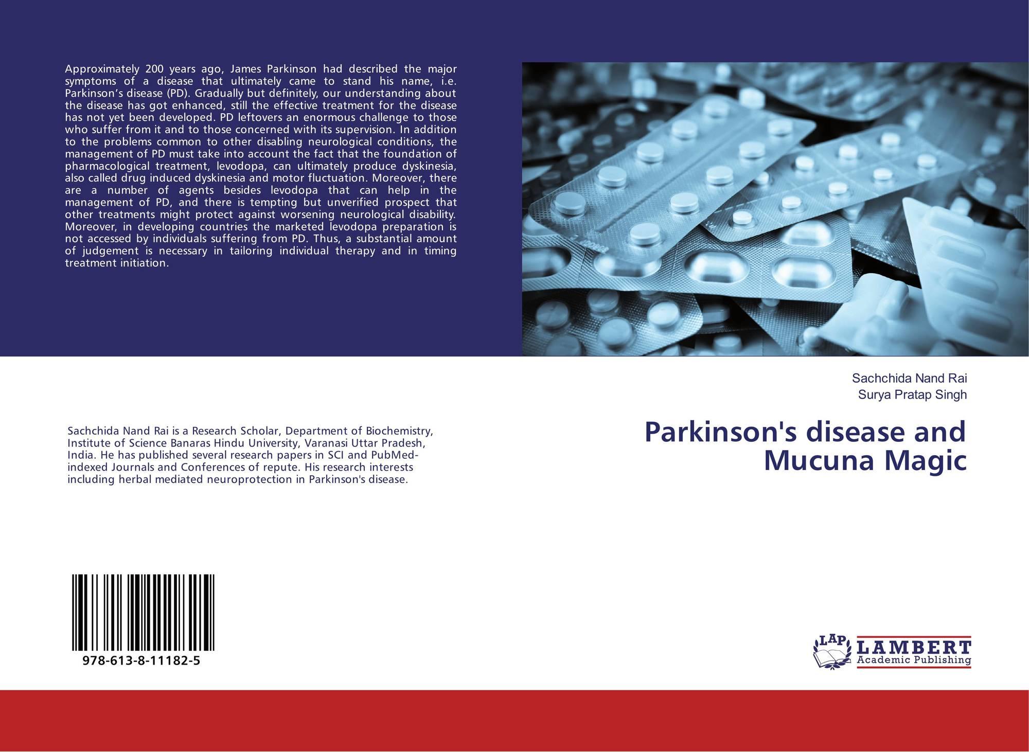 parkinsons disease research paper