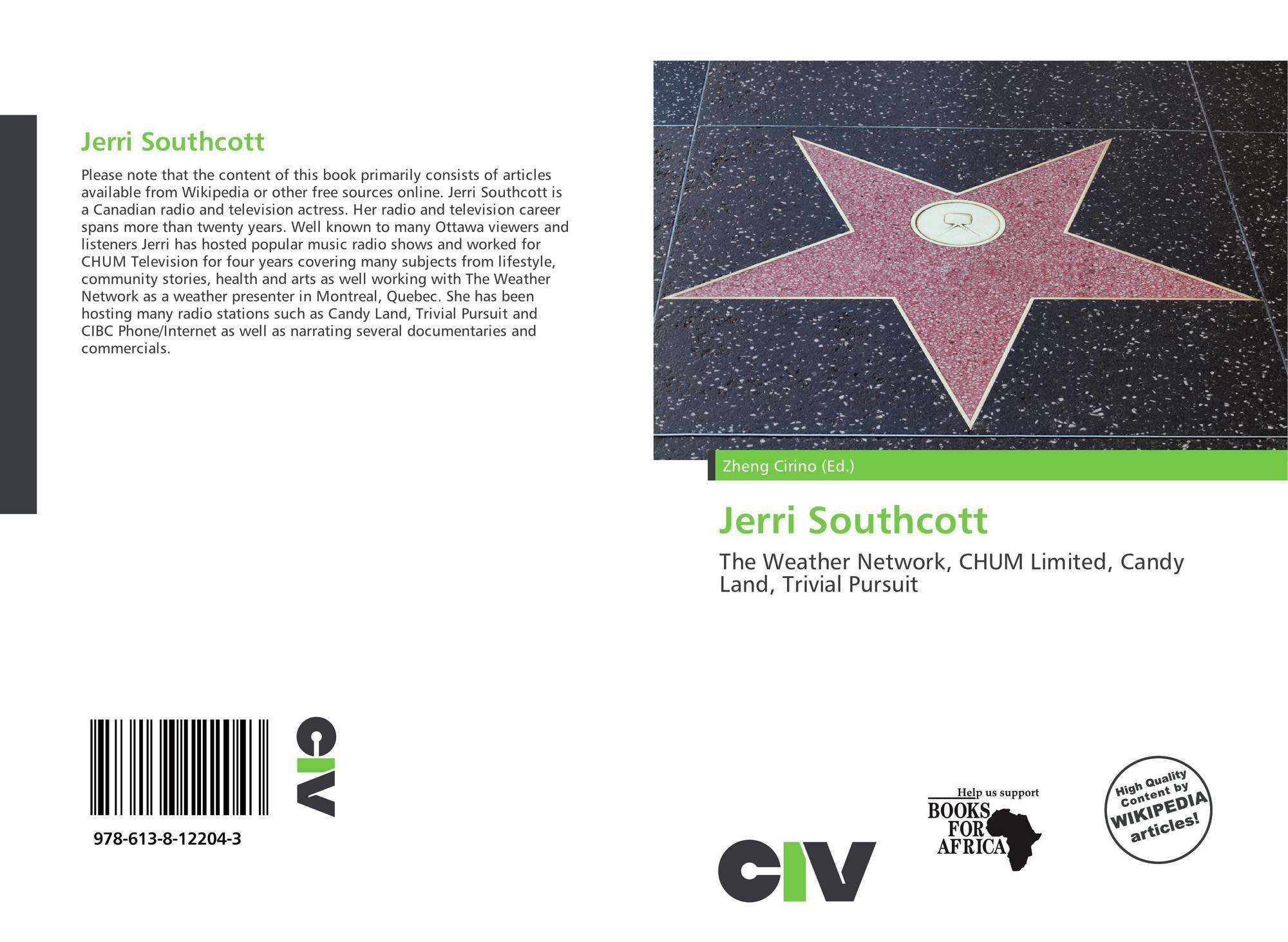 Jerri Southcott Jerri Southcott new foto