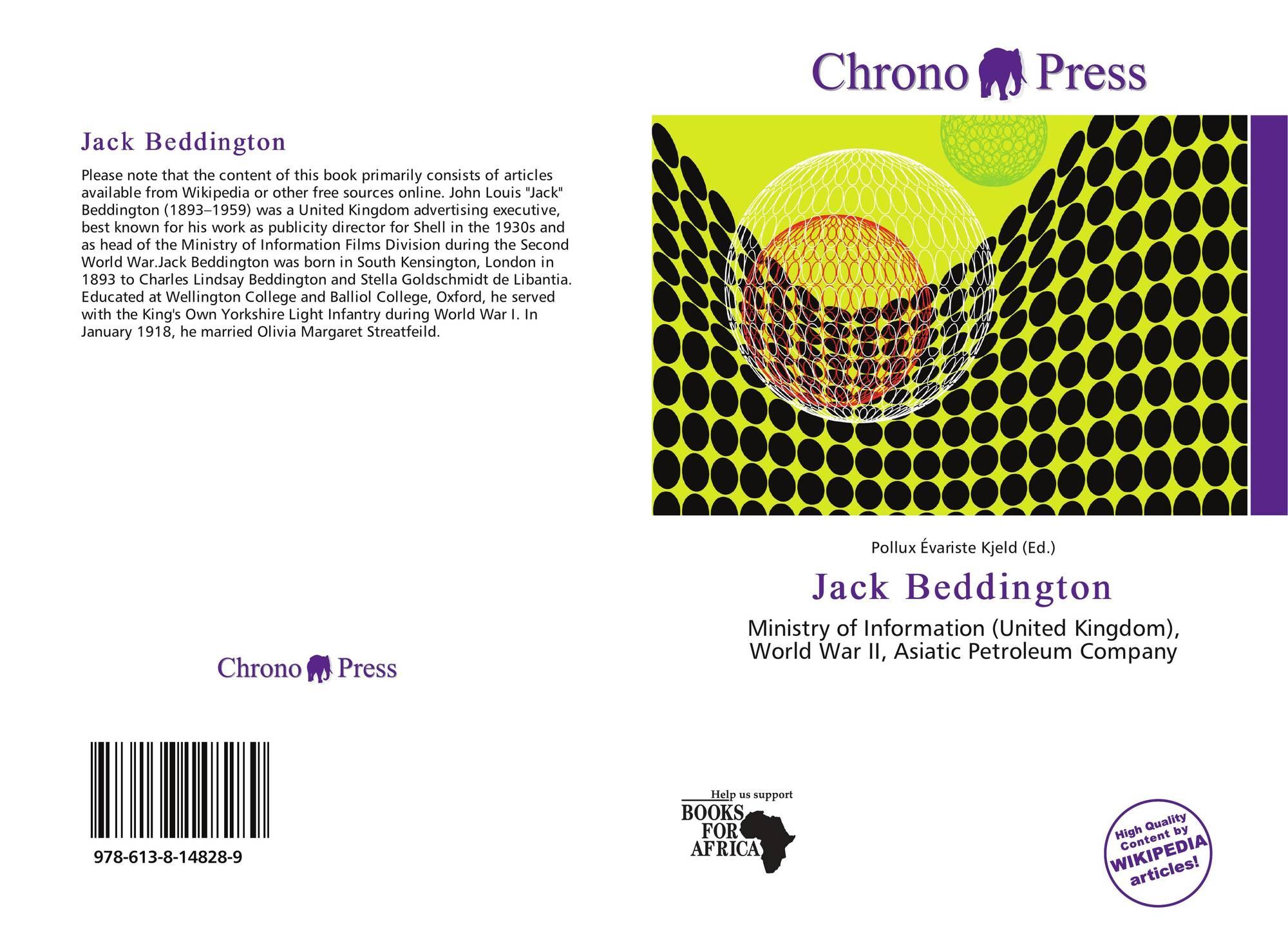 Jack Beddington