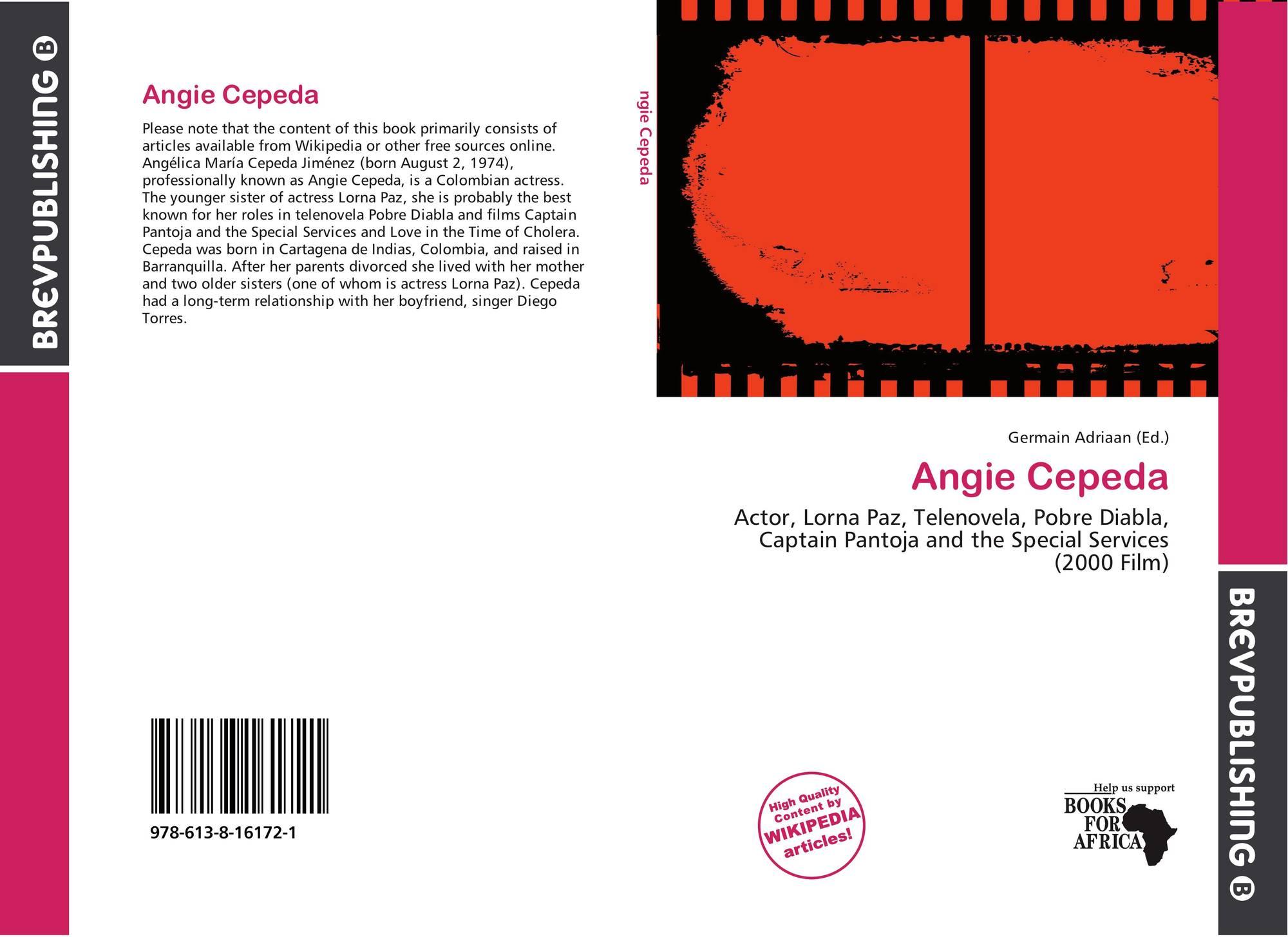 Angelica Maria Cepeda Jimenez angie cepeda, 978-613-8-16172-1, 6138161726 ,9786138161721