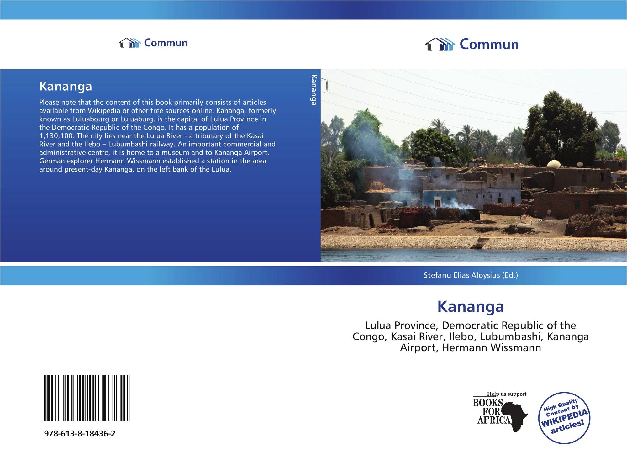 Fighting fatalities in central DR Congo city of Kananga