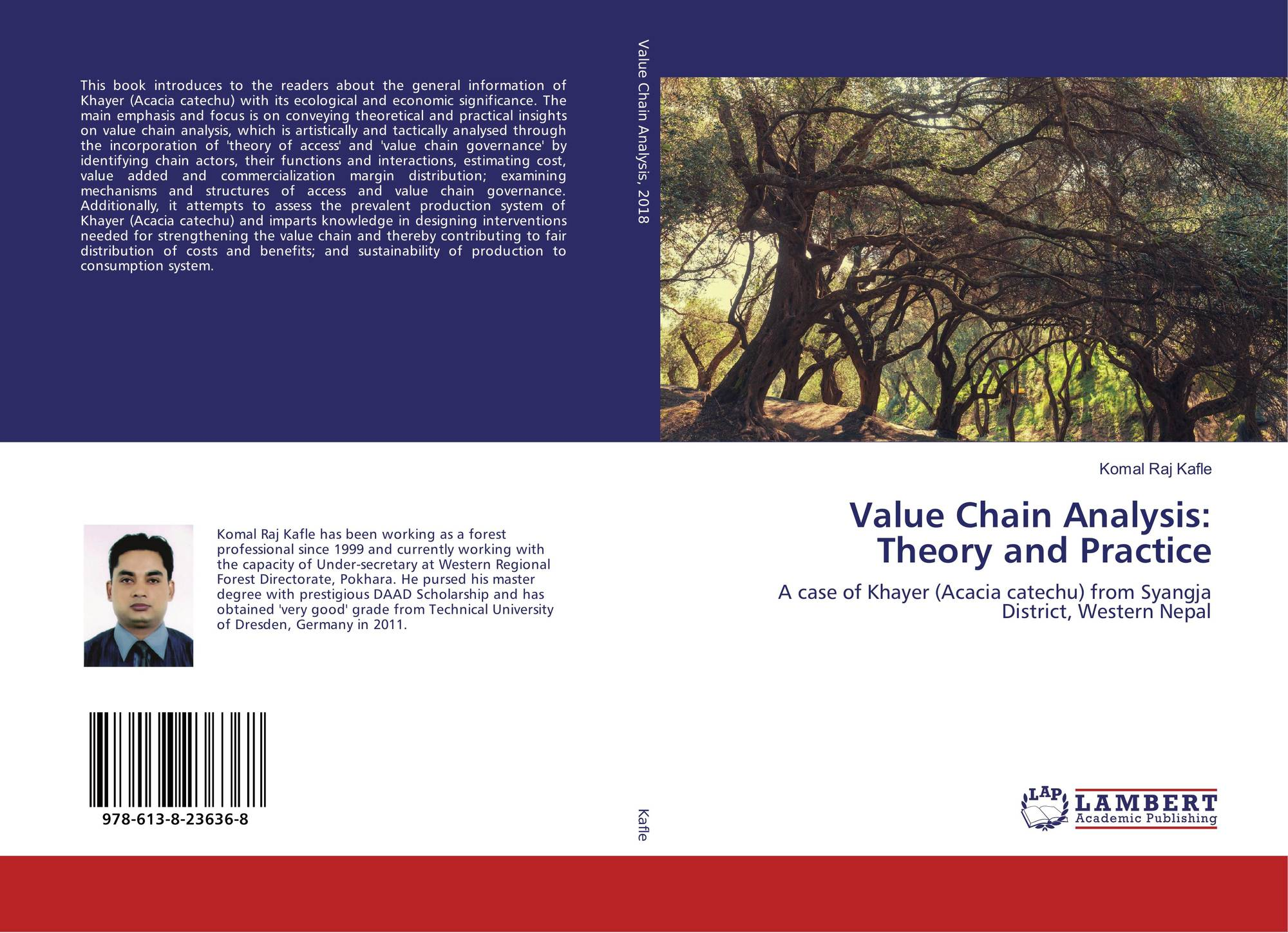 Value Chain Analysis: Theory and Practice, 978-613-8-23636-8