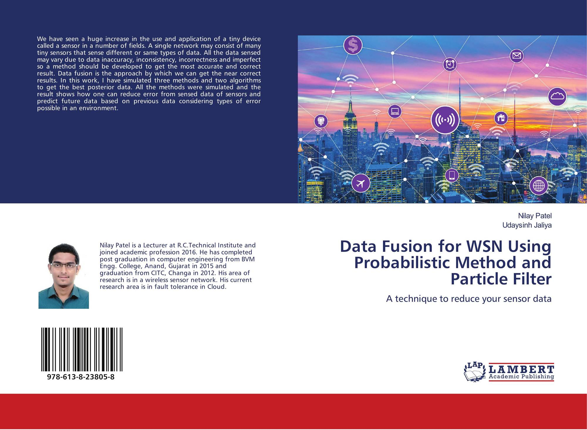 Data Fusion for WSN Using Probabilistic Method and Particle