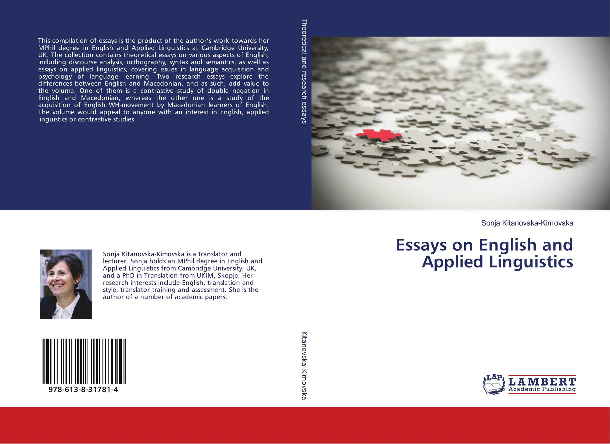 essays on linguistics History of historical linguistics modern historical linguistics dates from the late 18th century and grew out of the earlier discipline of philology, the study of ancient texts and documents, which goes back to antiquity.
