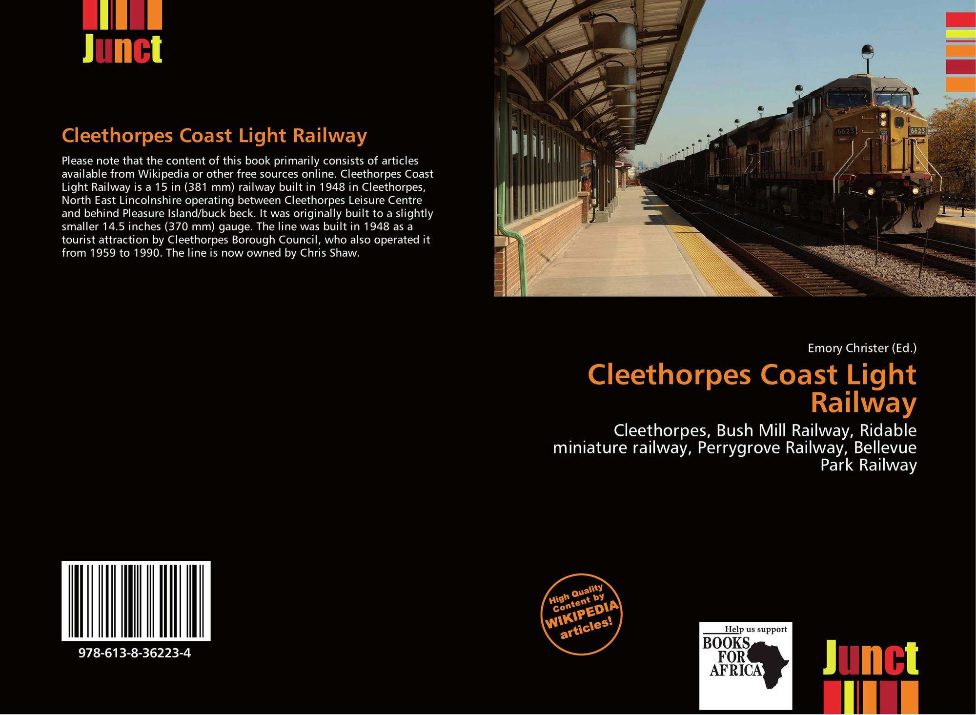 Cleethorpes Coast Light Railway, 978-613-8-36223-4